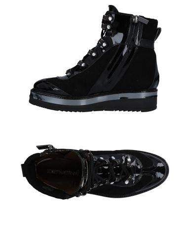 Los últimos zapatos de hombre y mujer Zapatillas Loretta Pettinari Mujer - Zapatillas Loretta Pettinari - 11476928KT Negro