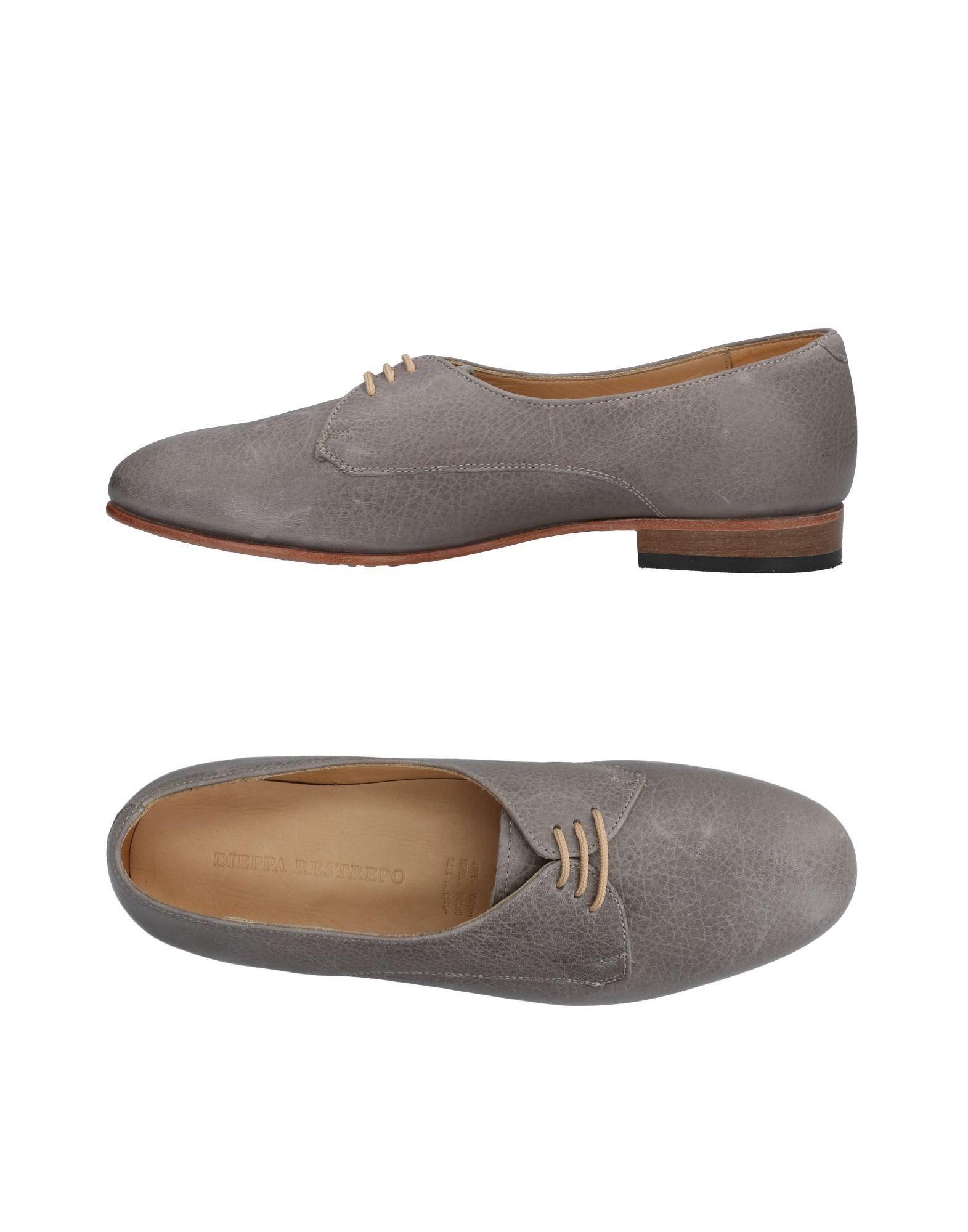 Gut um billige Schuhe zu tragenDieppa Restrepo Schnürschuhe Damen  11476964CX