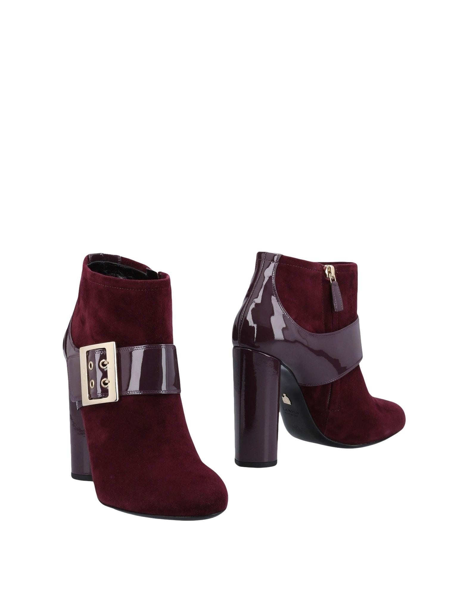 Lanvin Stiefelette Damen  11476973HTGünstige gut aussehende Schuhe
