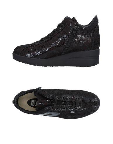 Zapatillas Ruco Line Mujer - Zapatillas Ruco Line - salvajes 11476996GA Negro Zapatos casuales salvajes - 5d8574