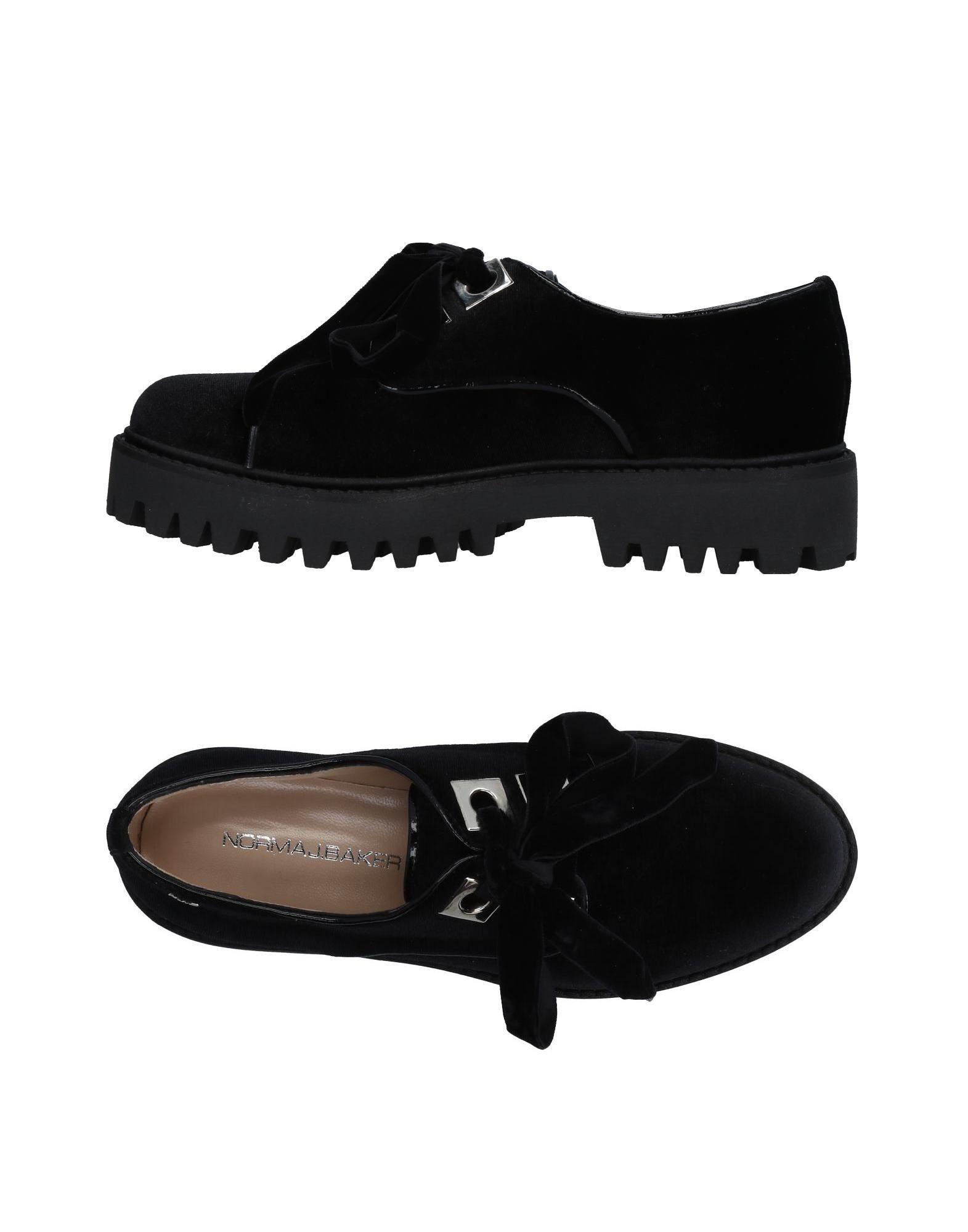 Stilvolle billige Schnürschuhe Schuhe Norma J.Baker Schnürschuhe billige Damen  11477011VR e80fa1