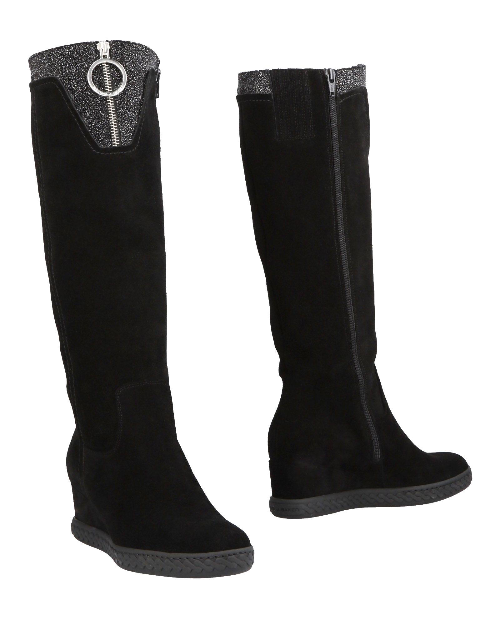 Rabatt Schuhe Norma J.Baker Stiefel Damen  11477038JX