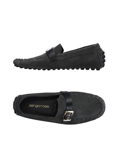 Zapatos con descuento Mocasín Sergio Rossi Hombre - - Mocasines Sergio Rossi - Hombre 11477070VU Plomo 4b36e7
