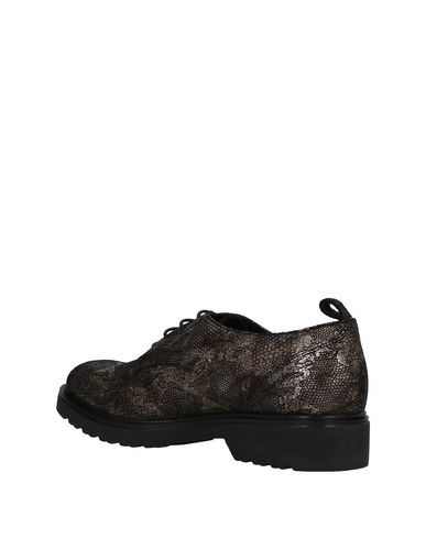 Sgn Lacets Giancarlo Chaussures Bronze Paoli À rrB18