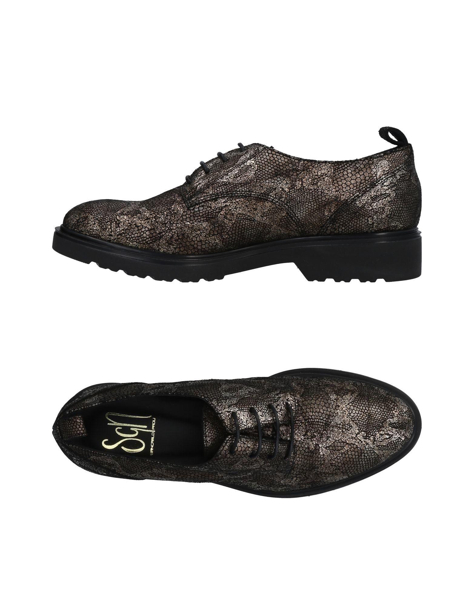 Gut um billige Schuhe zu tragenSgn Giancarlo Paoli Schnürschuhe Damen  11477097TT