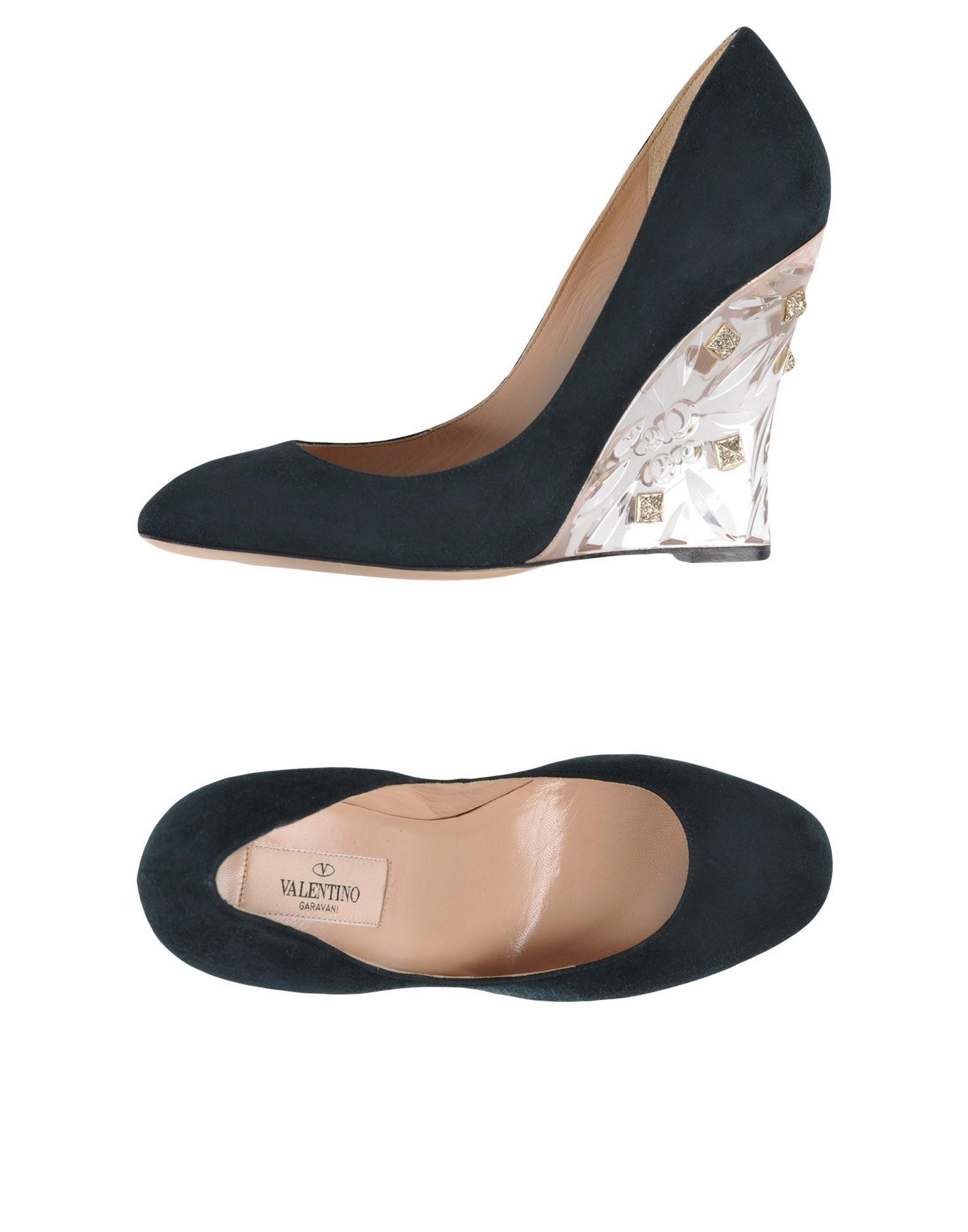 Valentino Garavani gut Pumps Damen  11477102BFGünstige gut Garavani aussehende Schuhe d542ad