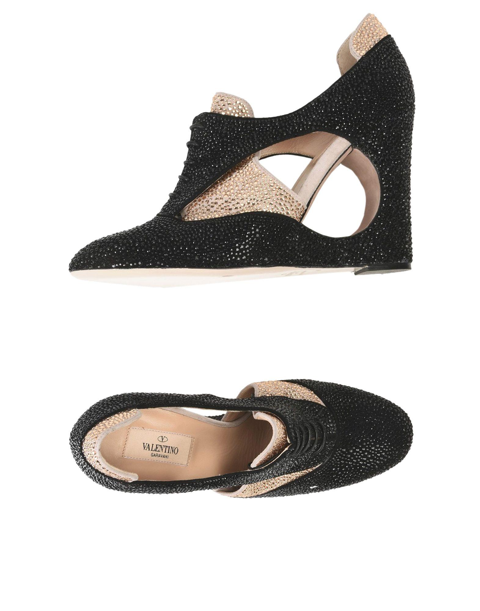 Valentino Garavani Schnürschuhe Damen  11477109ULGünstige gut aussehende Schuhe