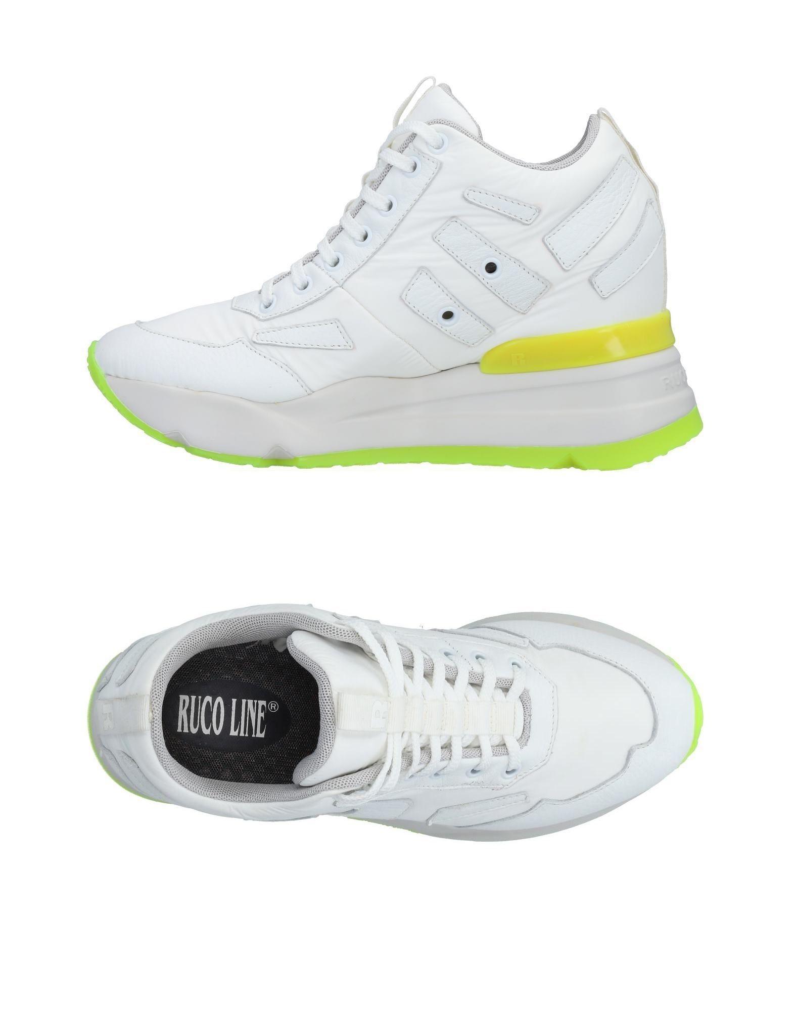 Gut um billige Schuhe zu tragenRuco Line Turnschuhes Damen 11477200LO
