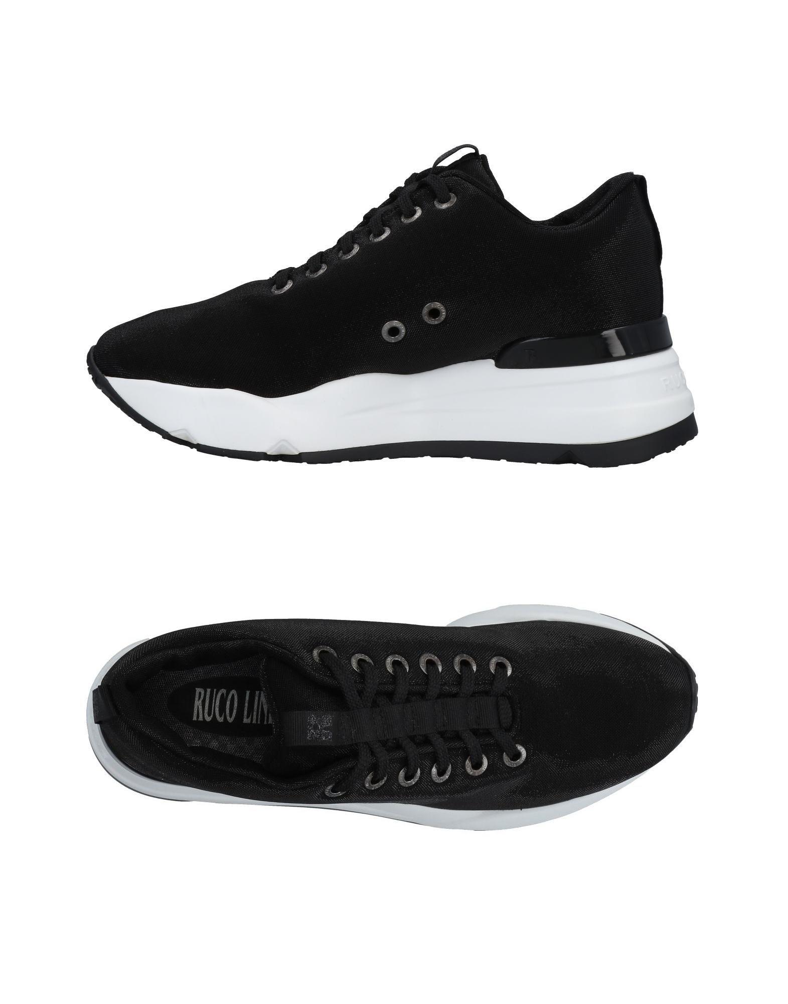 Gut Line um billige Schuhe zu tragenRuco Line Gut Sneakers Damen  11477209EI 5159ad