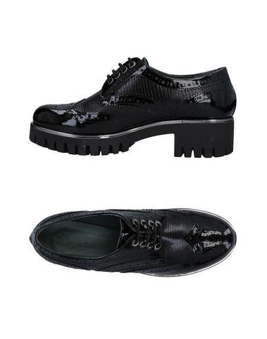 Zapato De Cordones Loretta Pettinari Mujer - Zapatos De De Zapatos Cordones Loretta Pettinari - 11477238GS Negro 7745cc