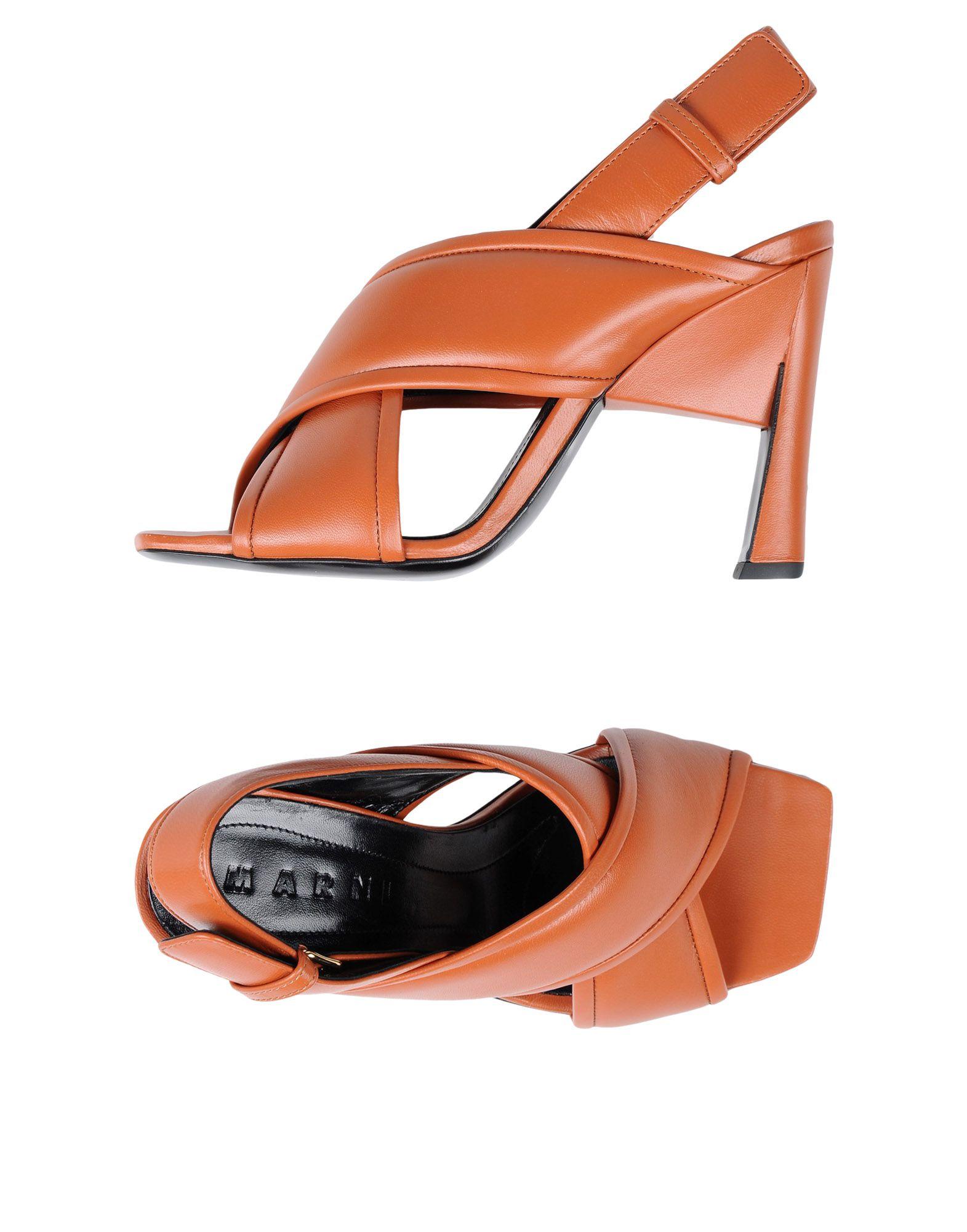 Marni Sandals online - Women Marni Sandals online Sandals on  United Kingdom - 11477247RP b98121