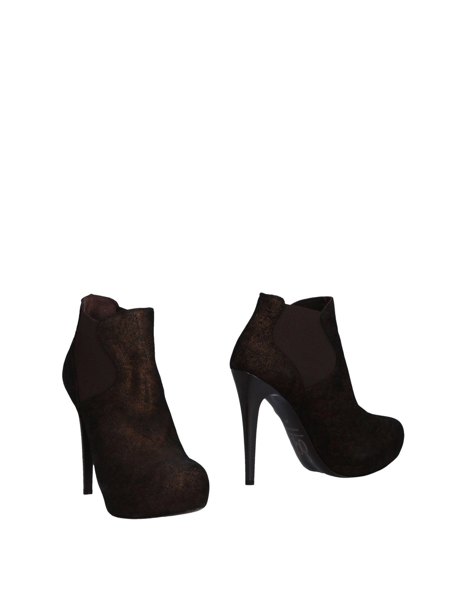 Bottine Sgn Giancarlo Paoli Femme - Bottines Sgn Giancarlo Paoli Anthracite Dernières chaussures discount pour hommes et femmes