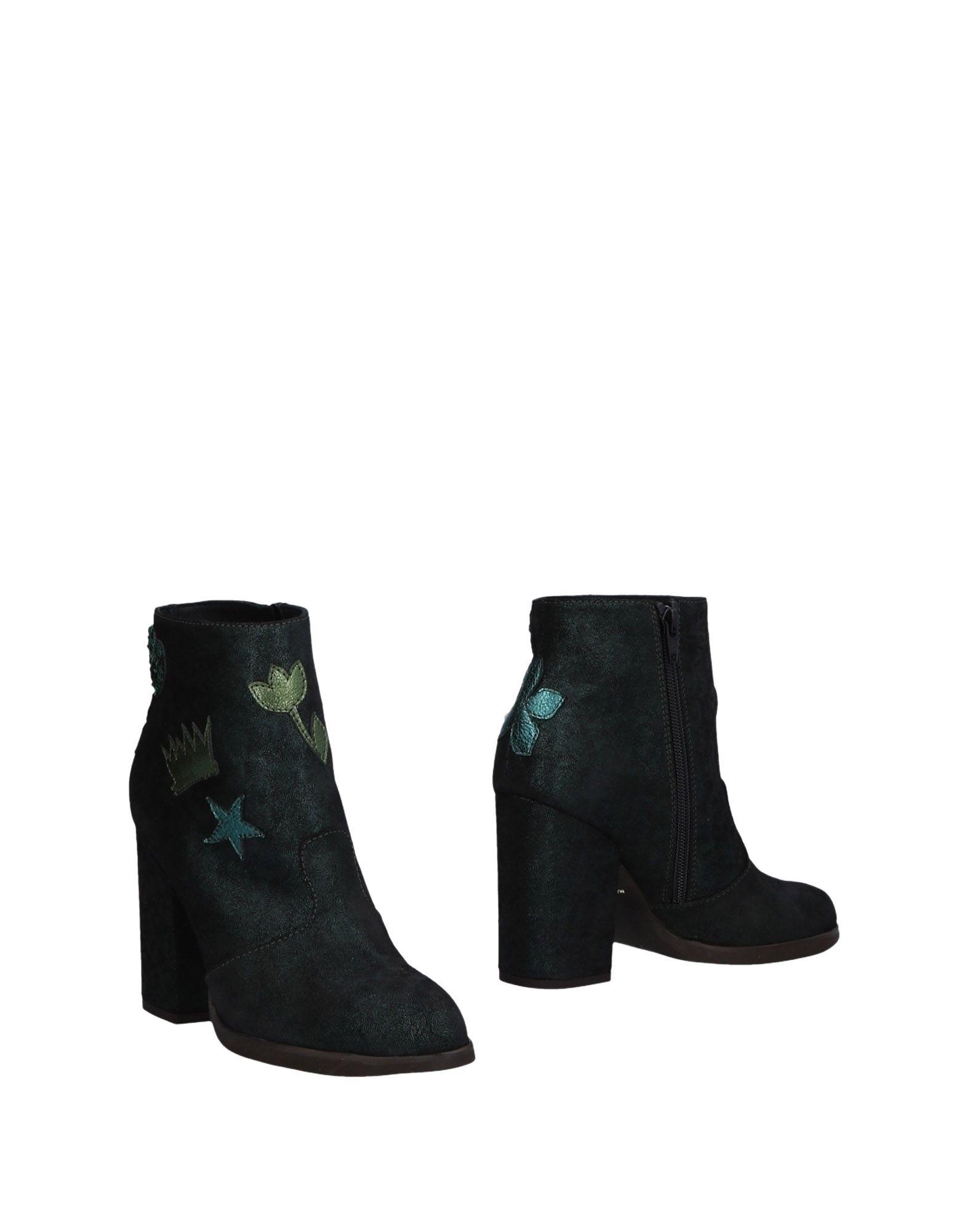 Rabatt Schuhe Giancarlo Paoli Stiefelette Damen  11477285DL