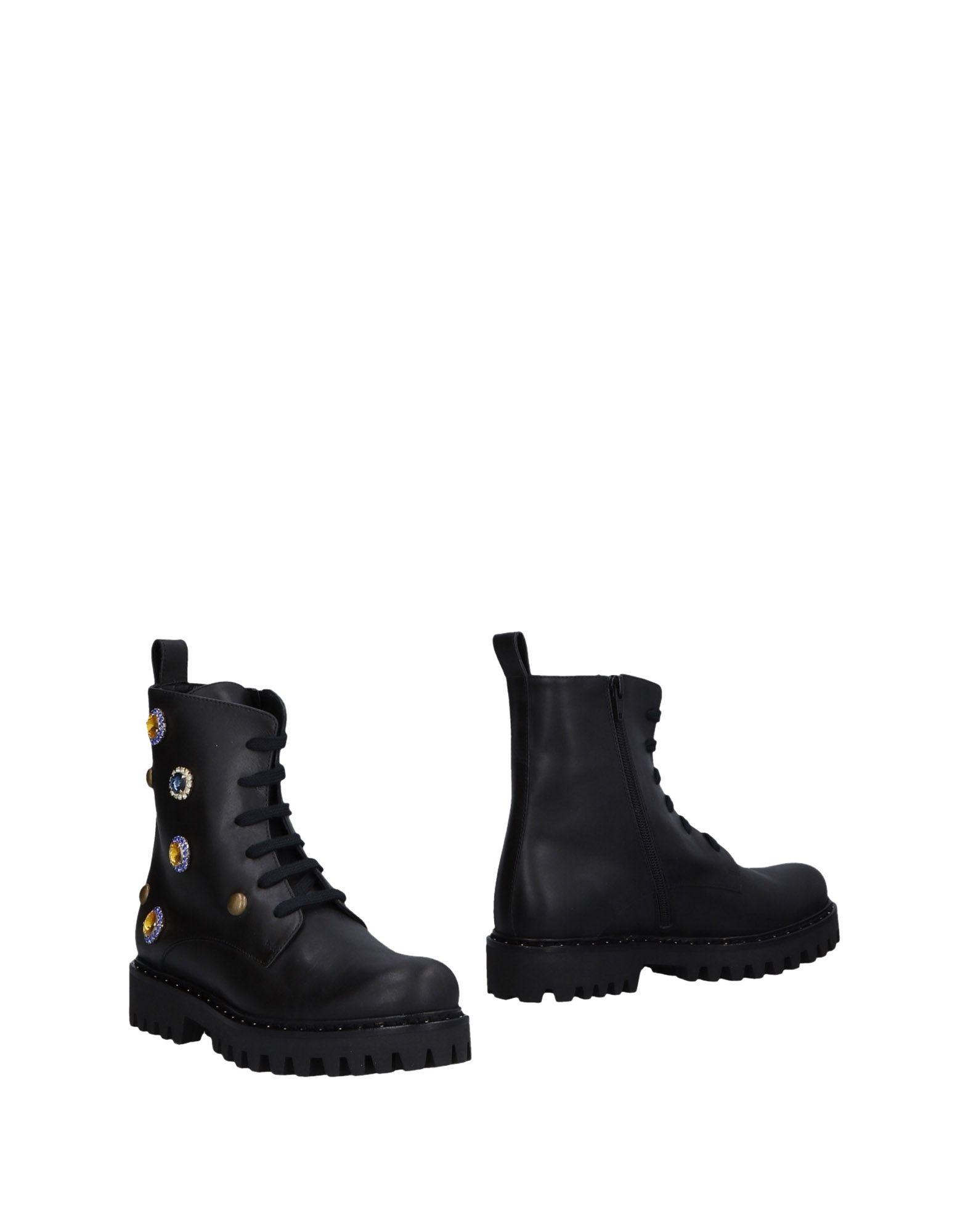 Giancarlo Paoli Stiefelette Damen  11477291MSGut aussehende strapazierfähige Schuhe