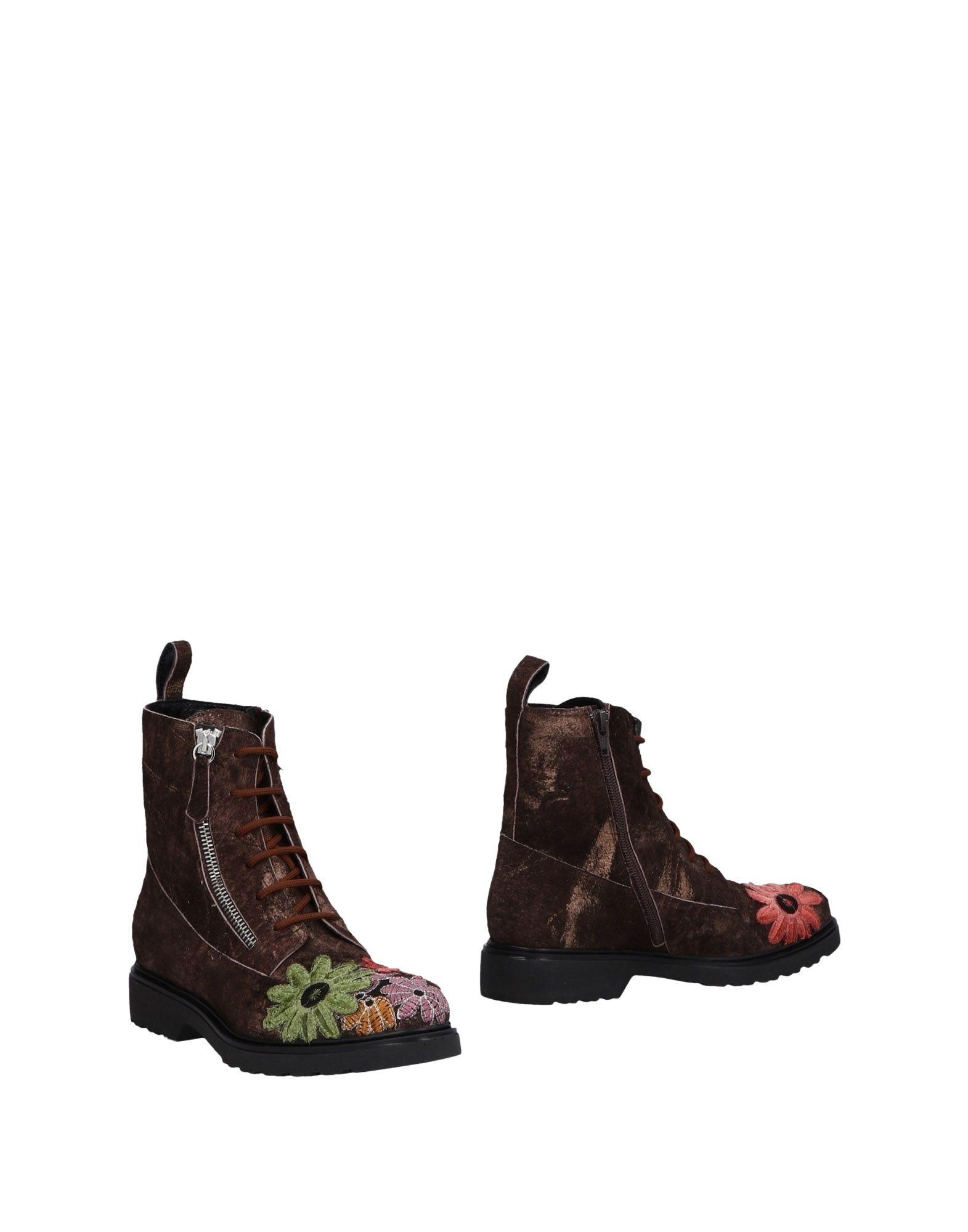 Giancarlo Paoli Stiefelette Damen  11477317RUGut aussehende strapazierfähige Schuhe