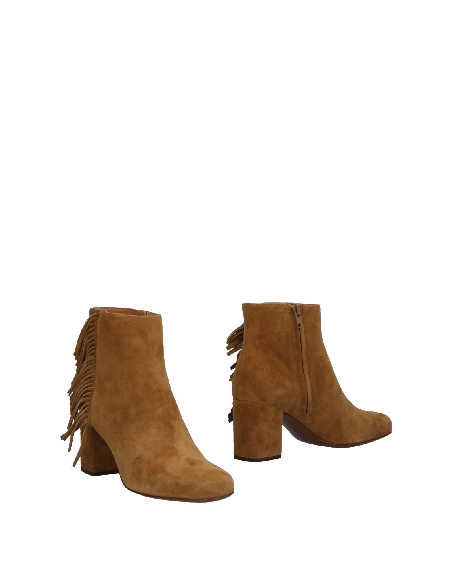 Saint Laurent Stiefelette Damen Schuhe  11477319MCGünstige gut aussehende Schuhe Damen 8b7059