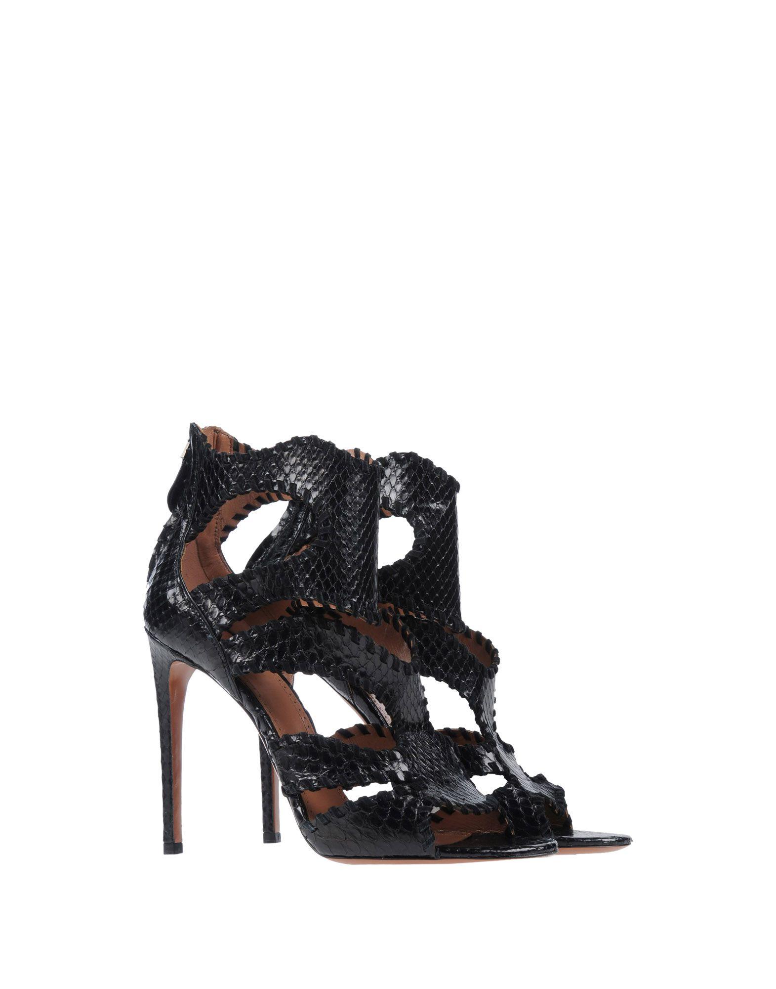 Alaïa Sandalen Damen Schuhe  11477326RIGünstige gut aussehende Schuhe Damen 2d506b