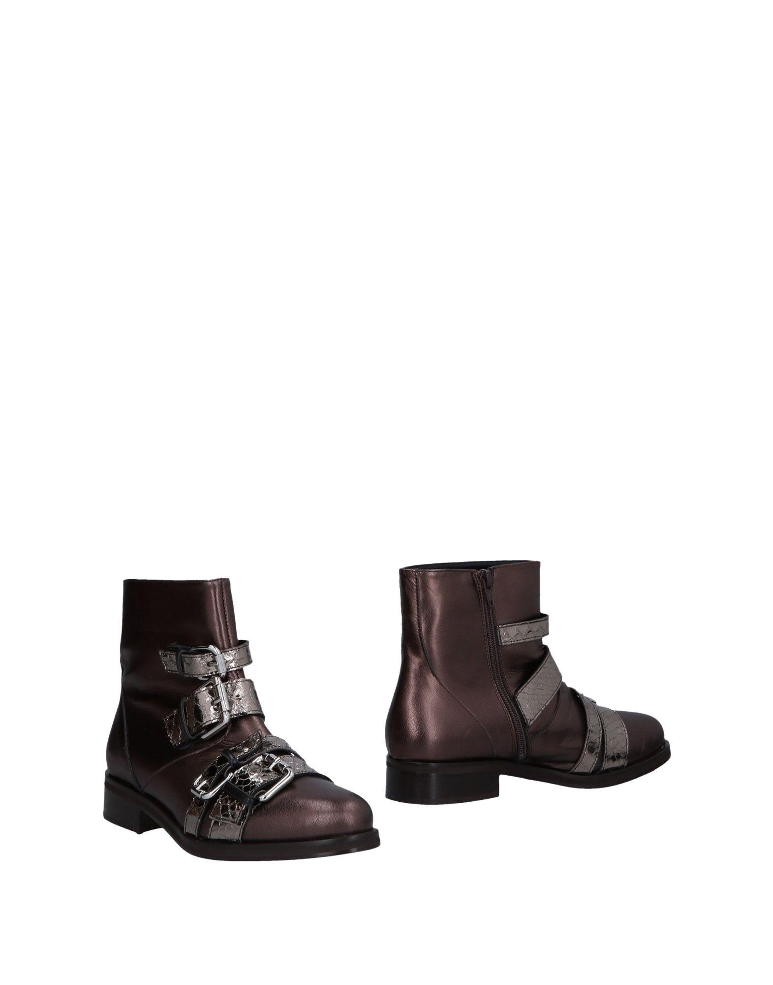 Rabatt Schuhe Giancarlo Paoli Stiefelette Damen  11477330RC