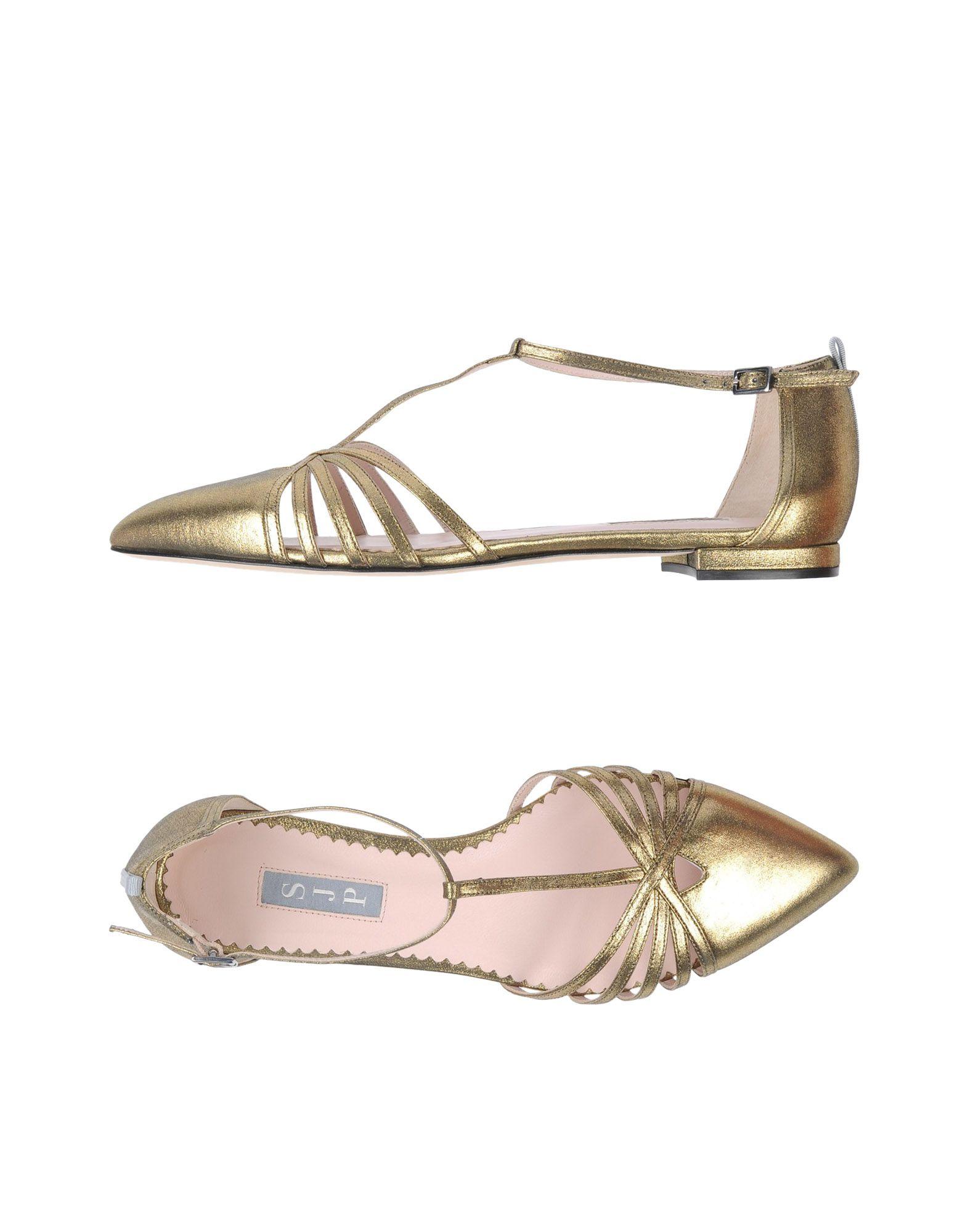 Stilvolle billige Schuhe Damen Sjp By Sarah Jessica Parker Ballerinas Damen Schuhe  11477332KW 9199f1