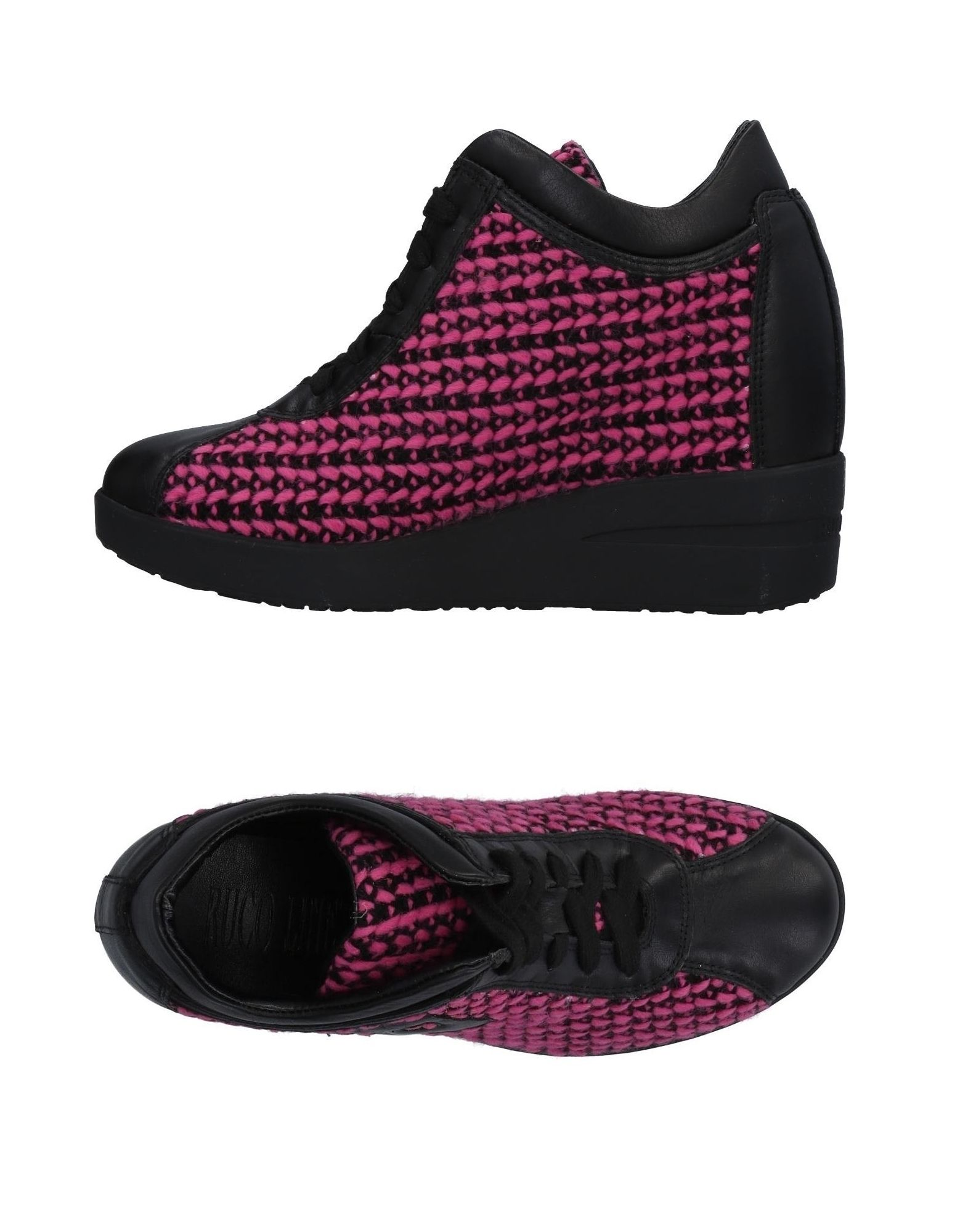 Baskets Ruco Line Femme - Baskets Ruco Line Fuchsia Mode pas cher et belle