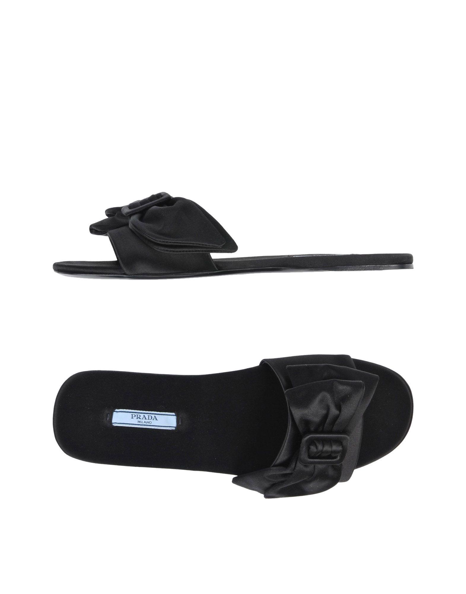Prada Sandalen Damen  11477350CBGut aussehende strapazierfähige Schuhe