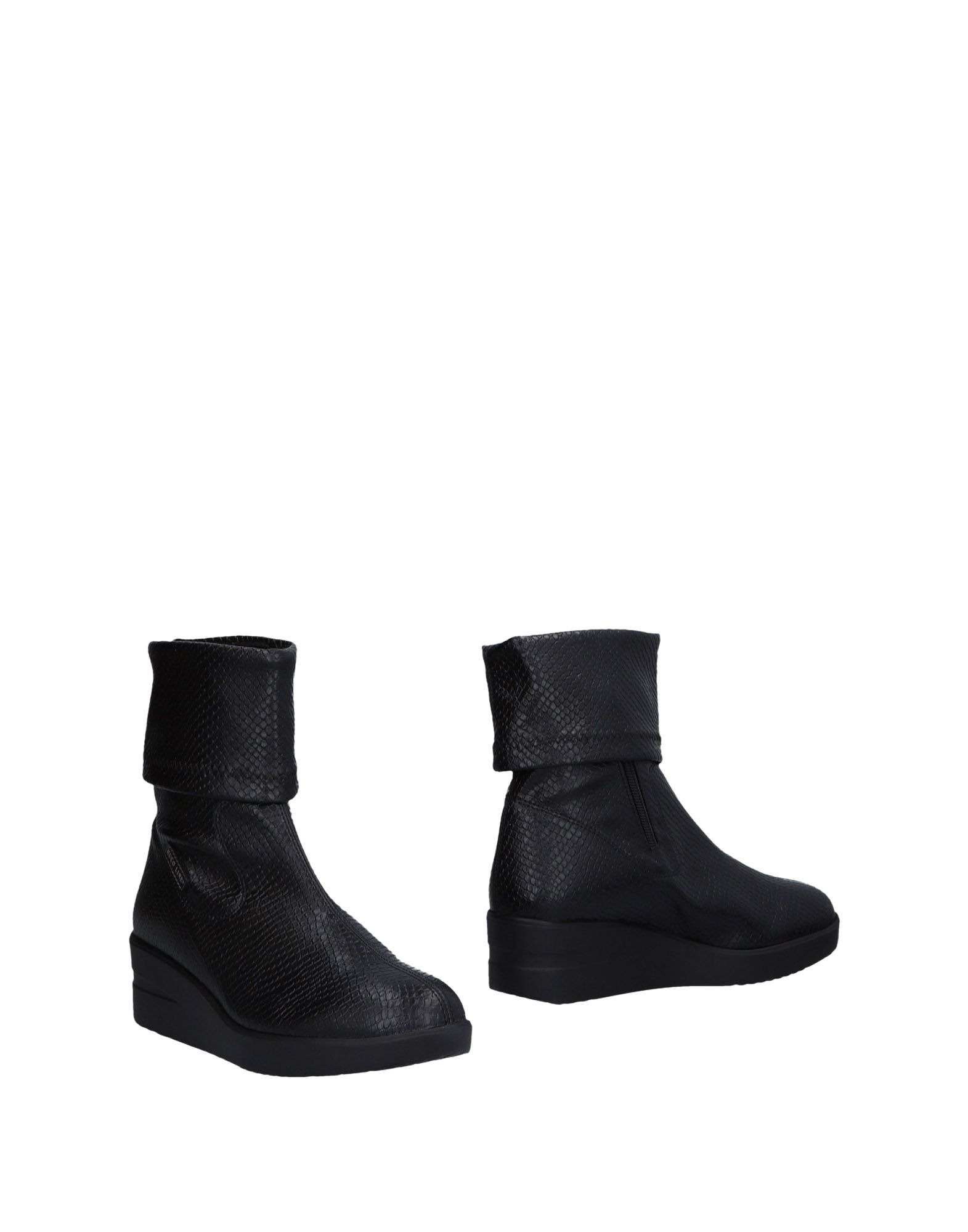 Bottine Ruco Line Femme - Bottines Ruco Line Noir Chaussures casual sauvages