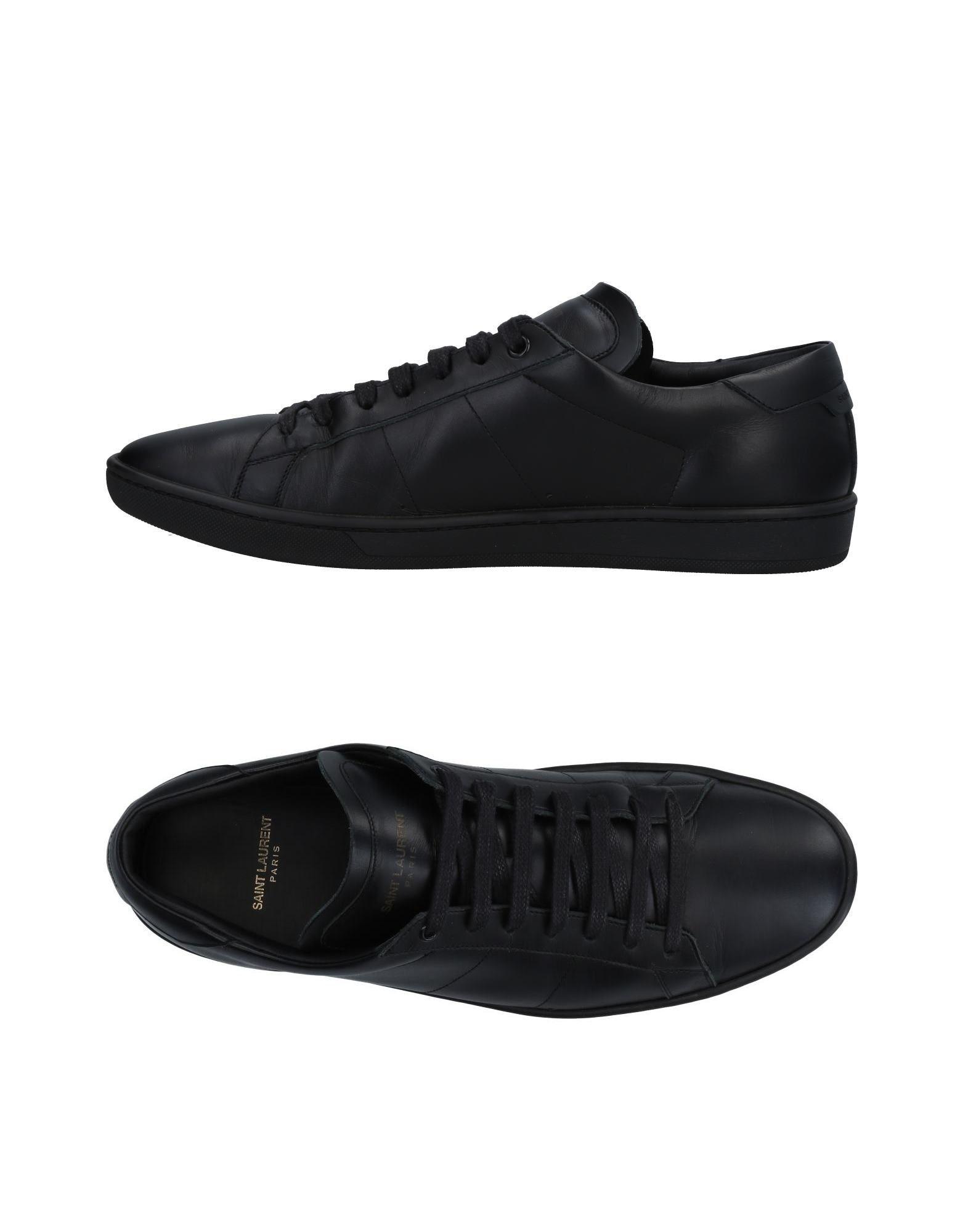 Saint Laurent Sneakers Herren  11477362WK Gute Qualität beliebte Schuhe