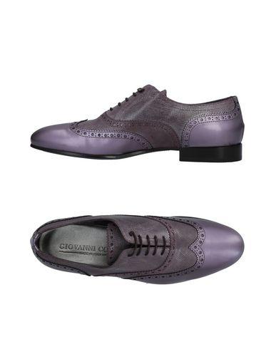 Zapato De - Cordones Giovanni Conti Mujer - De Zapatos De Cordones Giovanni Conti - 11477423BS Lila d0fc37