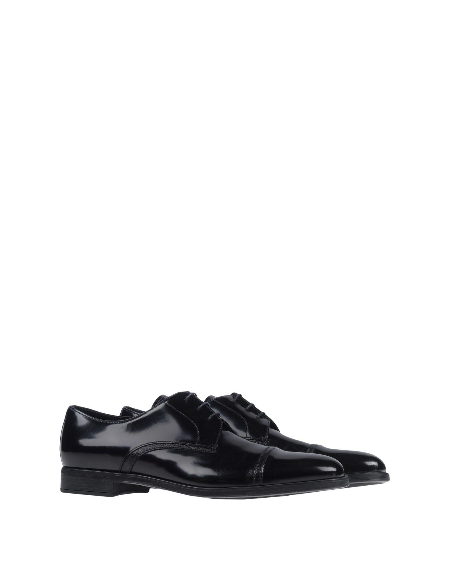 Prada Schnürschuhe Herren  11477429JP Gute Qualität beliebte Schuhe
