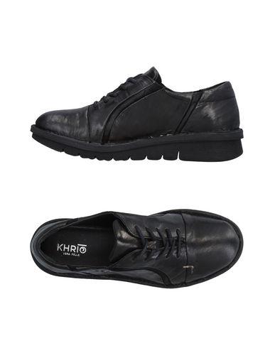 Los últimos zapatos de hombre y mujer Zapato De Cordones Khrio' Mujer - Zapatos De Cordones Khrio' - 11477444NM Negro