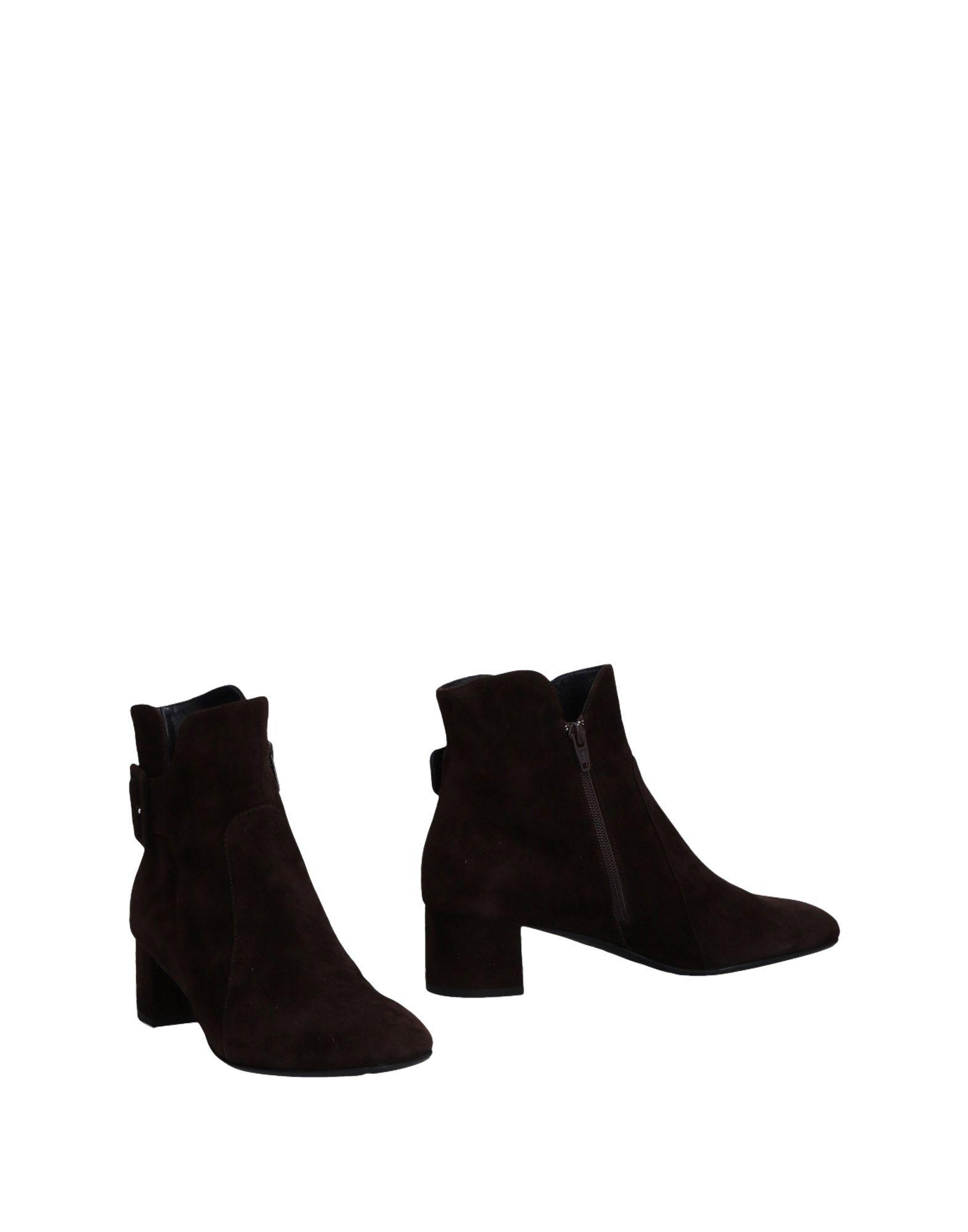 Chaussures - Bottines En Cuir La Cour Par Franco Ballin OOi791hD
