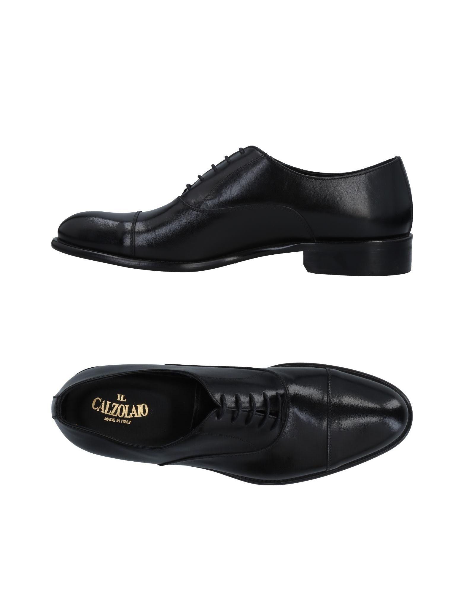 Rabatt echte Schuhe Il Calzolaio Schnürschuhe Herren  11477526KE
