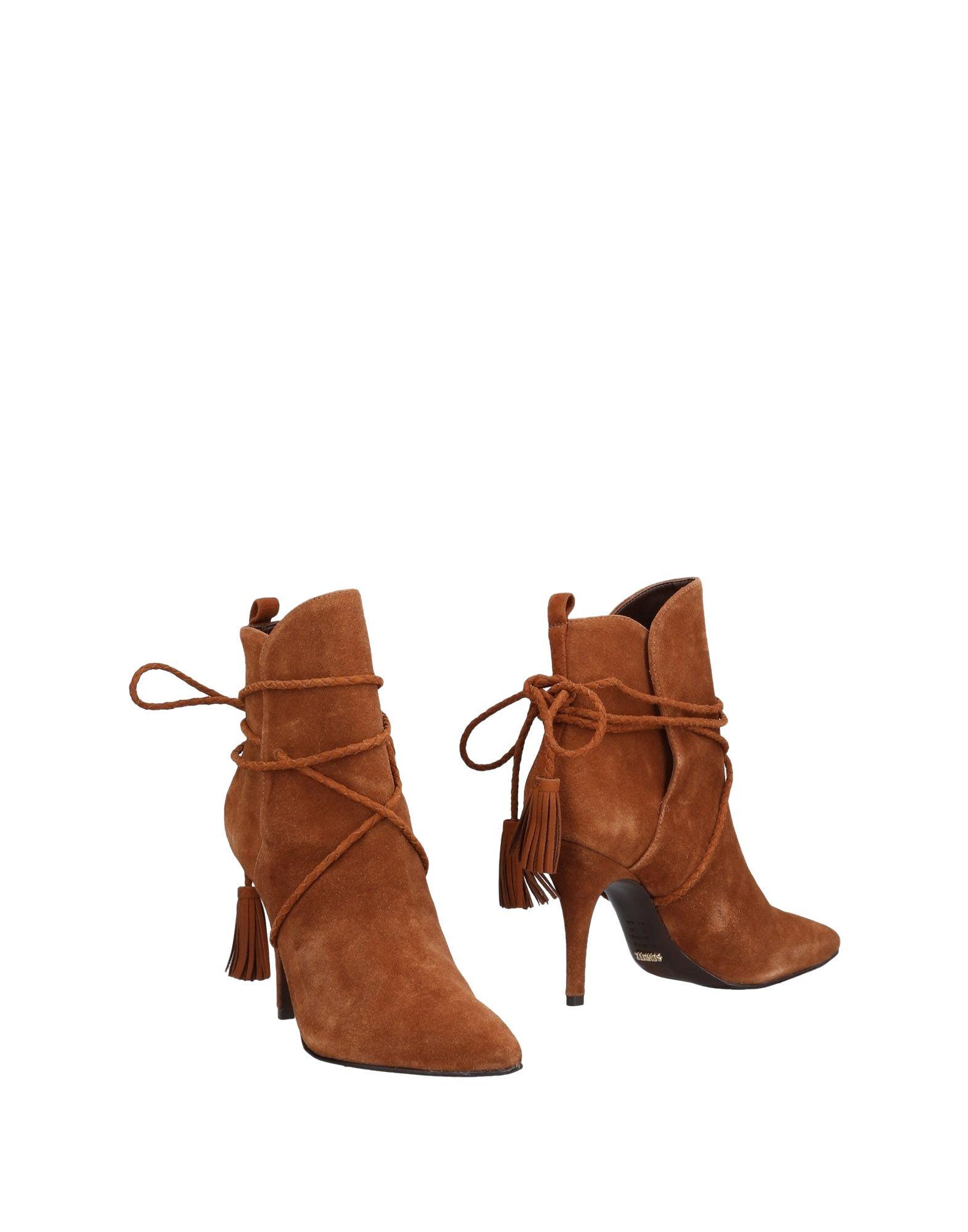 Stilvolle billige Stiefelette Schuhe Schutz Stiefelette billige Damen  11477542DU 46db14