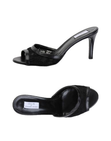 Cómodo Jolie y bien parecido Sandalia Jolie Cómodo By Edward Spiers Mujer - Sandalias Jolie By Edward Spiers - 11477546ME Negro b84281