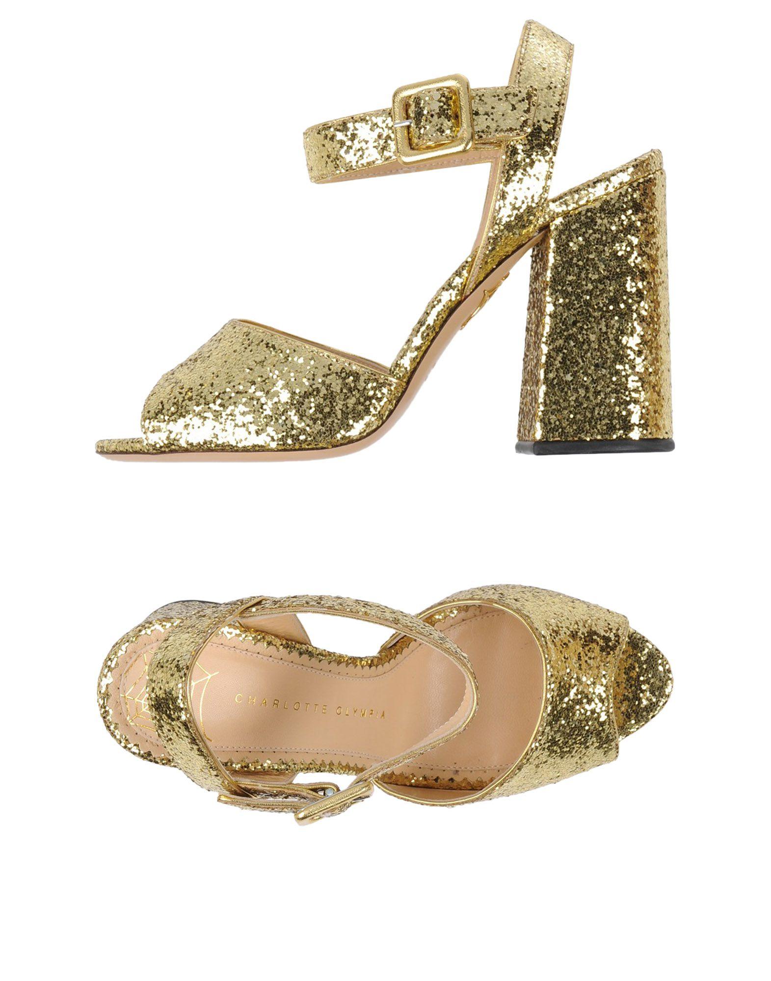Charlotte Olympia Sandalen Damen  11477590MQGut aussehende strapazierfähige Schuhe
