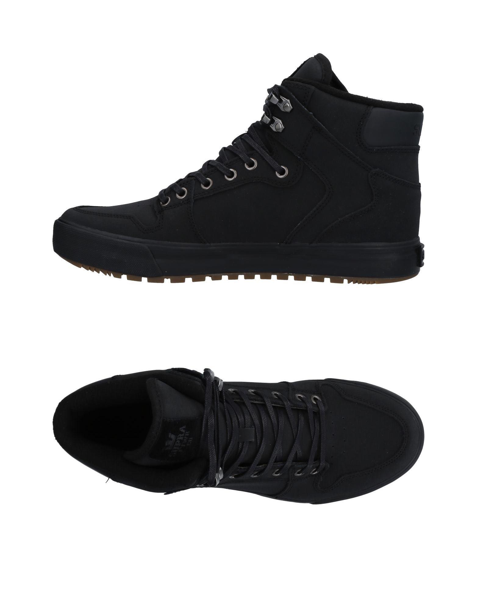Haltbare Mode billige Schuhe Supra Sneakers Herren  11477592RM Heiße Schuhe
