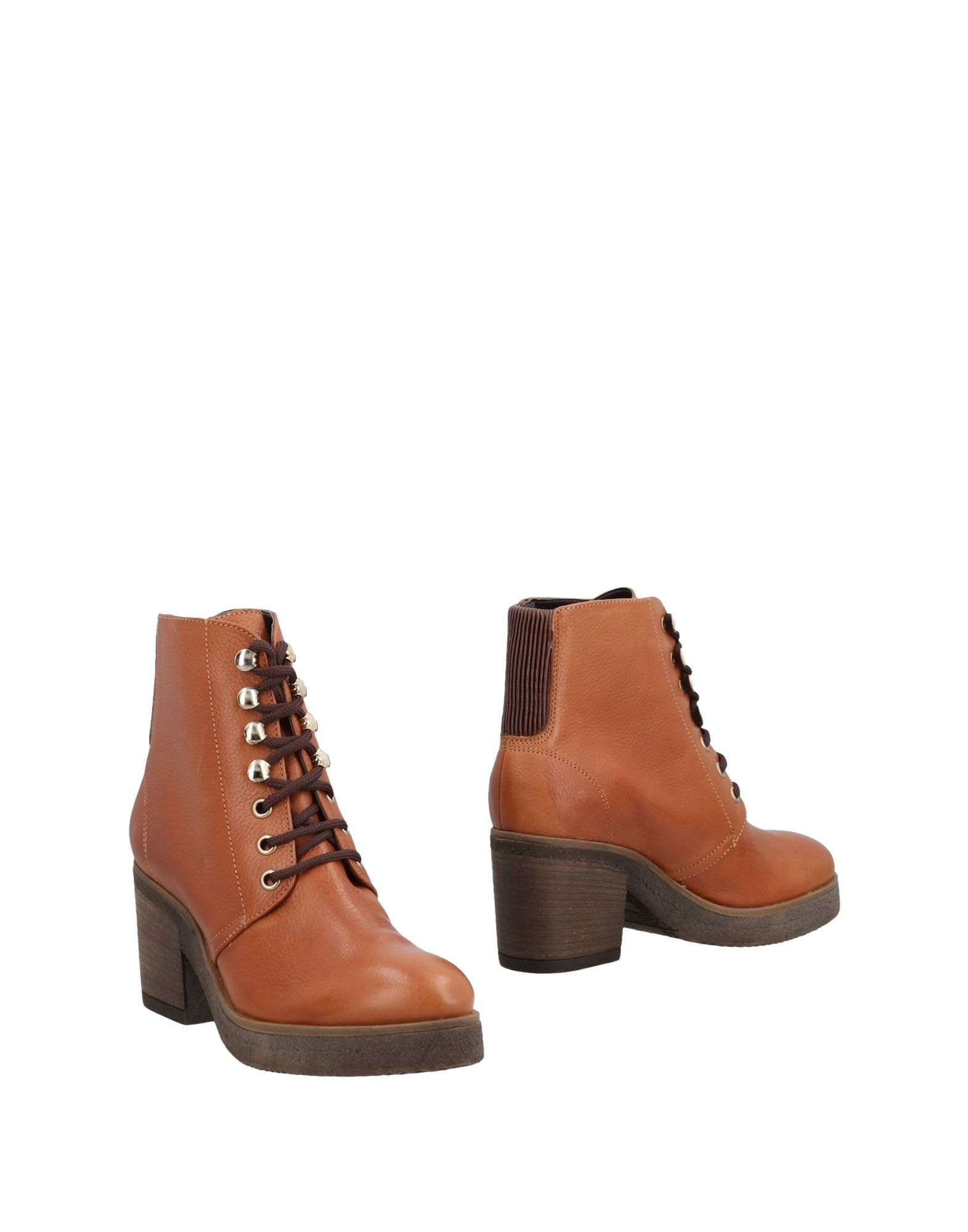 Stilvolle billige Schuhe Paola Ferri Stiefelette Damen  11477609IF