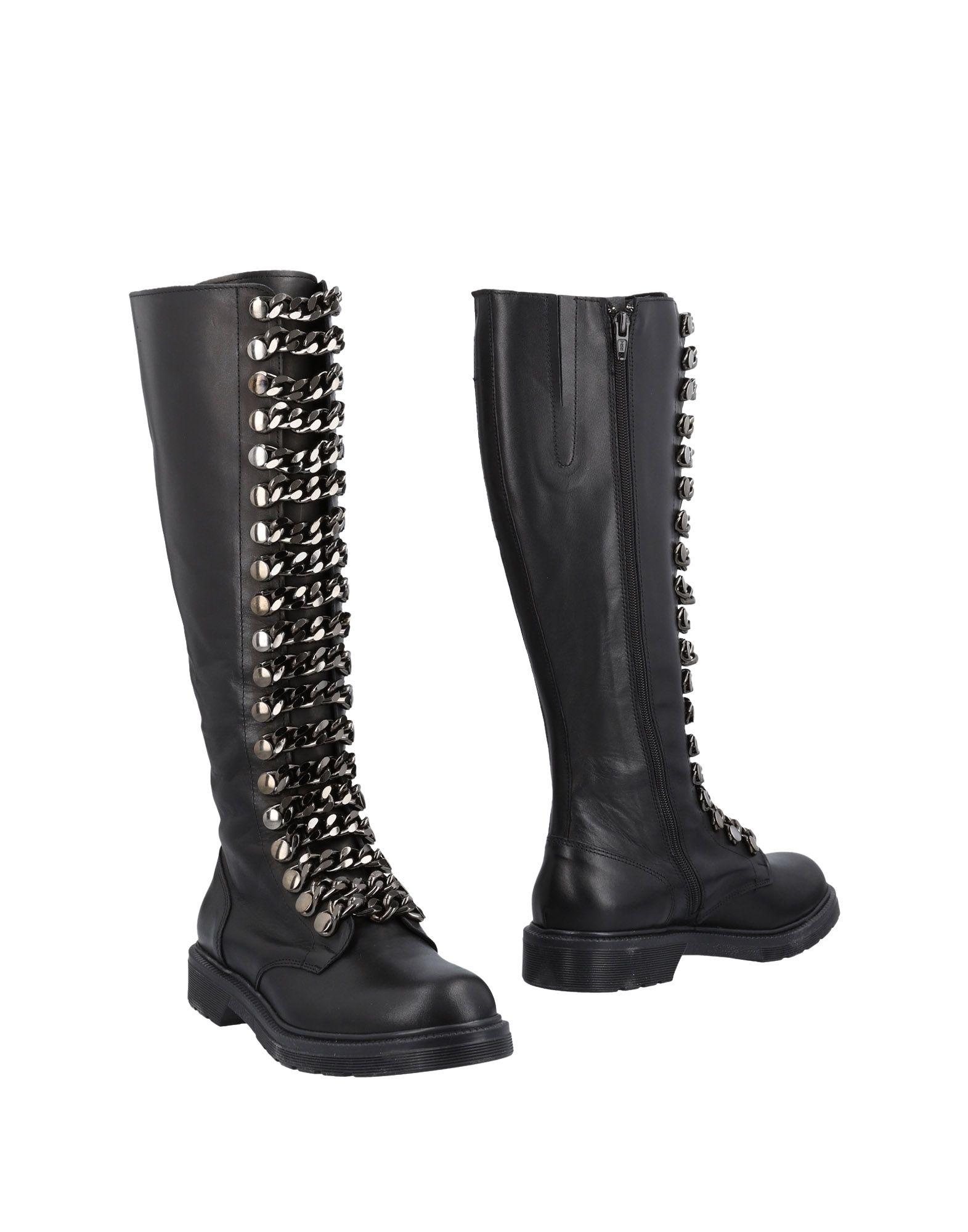 Gut um billige Schuhe zu tragenUnlace Stiefel Damen  11477619FS