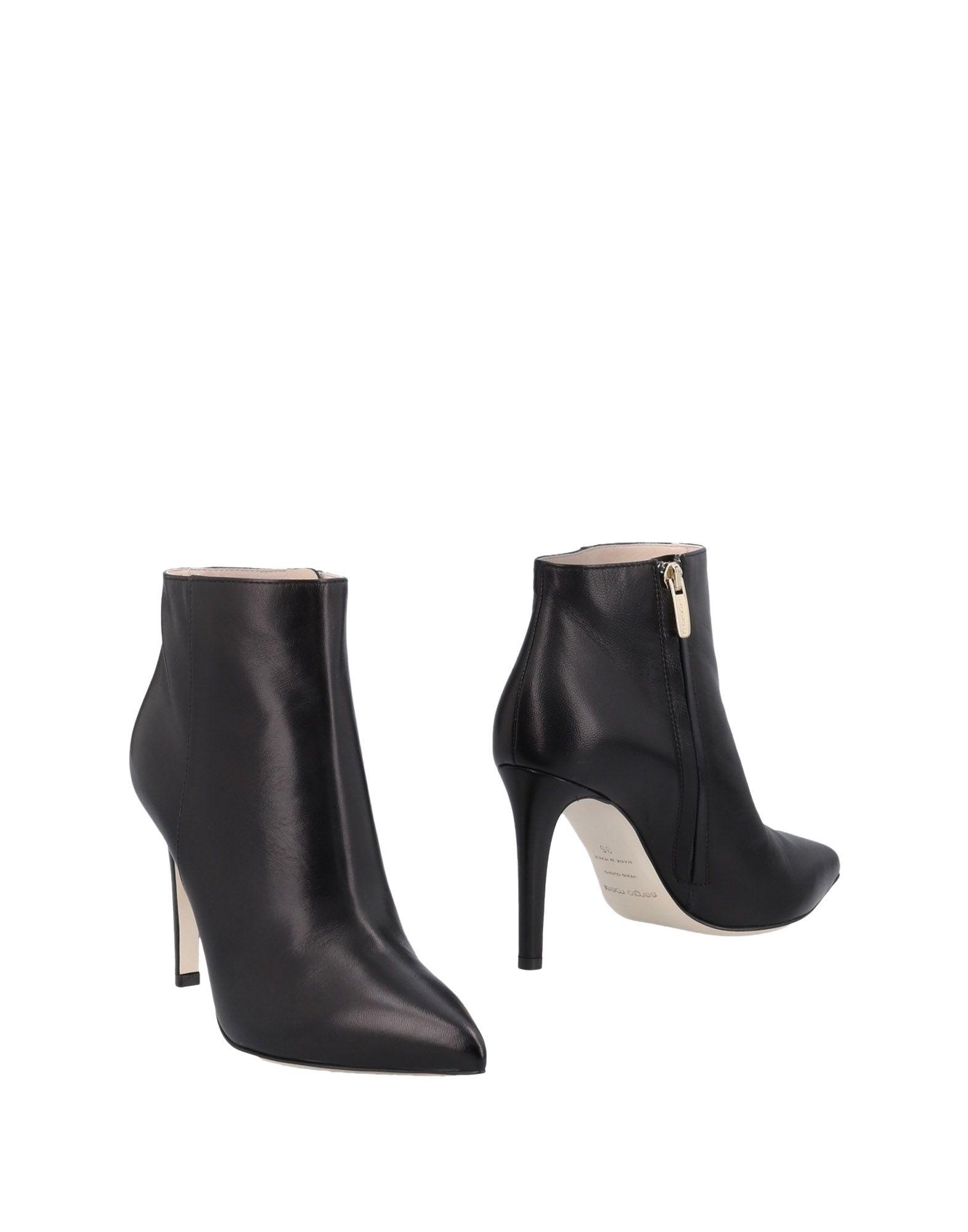 Sergio Rossi Stiefelette Schuhe Damen  11477656JI Beliebte Schuhe Stiefelette b3430e