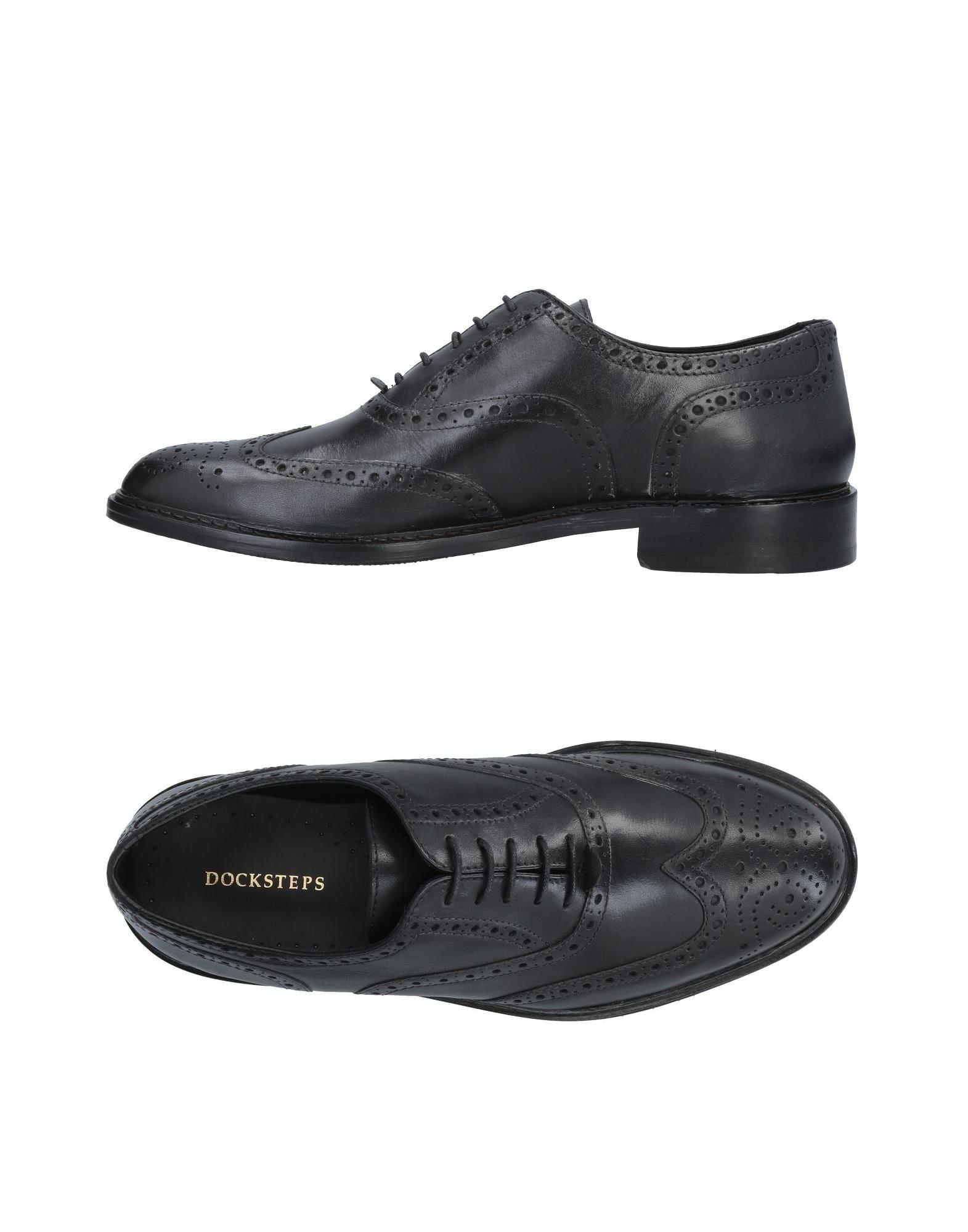 Rabatt echte Schuhe Docksteps Schnürschuhe Herren  11477716GR