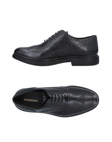 Zapatos Cordones con descuento Zapato De Cordones Zapatos Docksteps Hombre - Zapatos De Cordones Docksteps - 11477718LL Negro 4bd93e