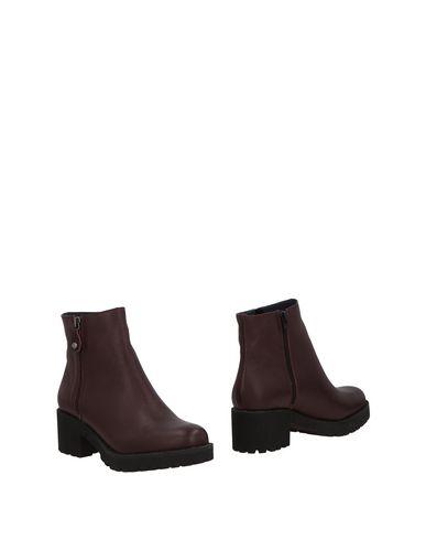Zapatos de hombre y mujer de promoción promoción de por tiempo limitado Botín Docksteps Mujer - Botines Docksteps - 11477815QB Burdeos 120d06