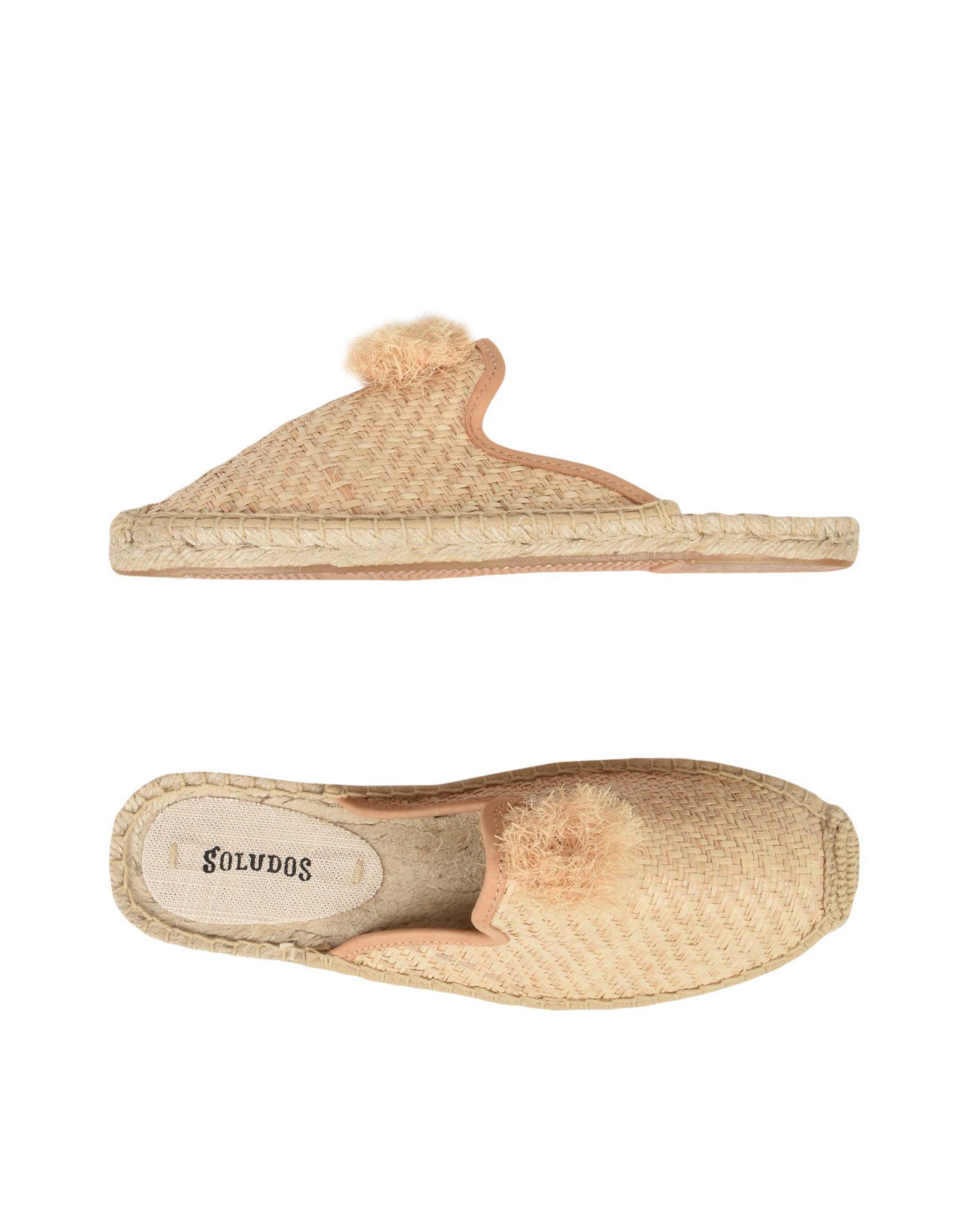 Soludos Raffia Mule  11477835QT Gute Qualität beliebte Schuhe