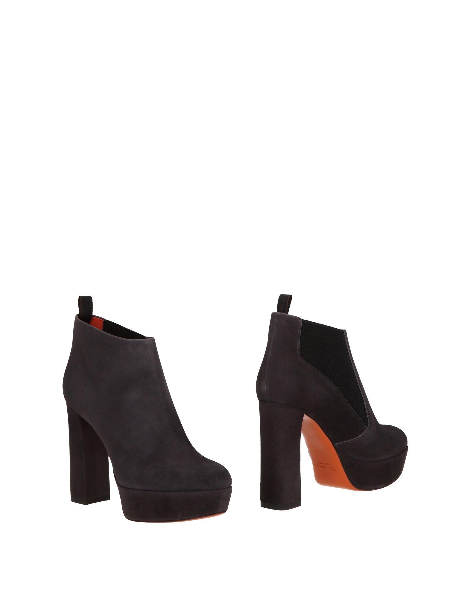 Santoni gut Stiefelette Damen  11477836NIGünstige gut Santoni aussehende Schuhe 675130