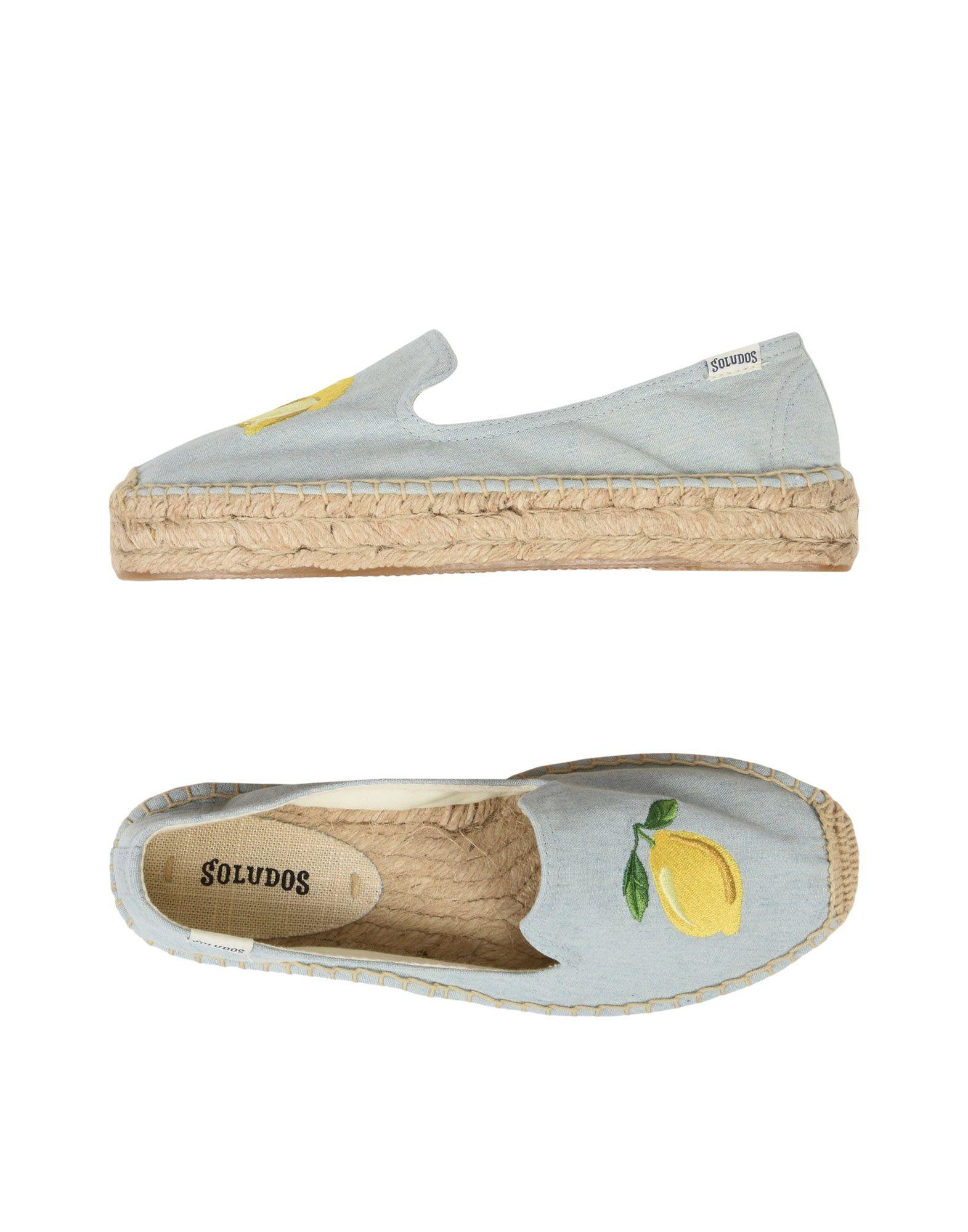 Soludos Lemons Smocking Slipper  Schuhe 11477842HN Gute Qualität beliebte Schuhe  aed0e8