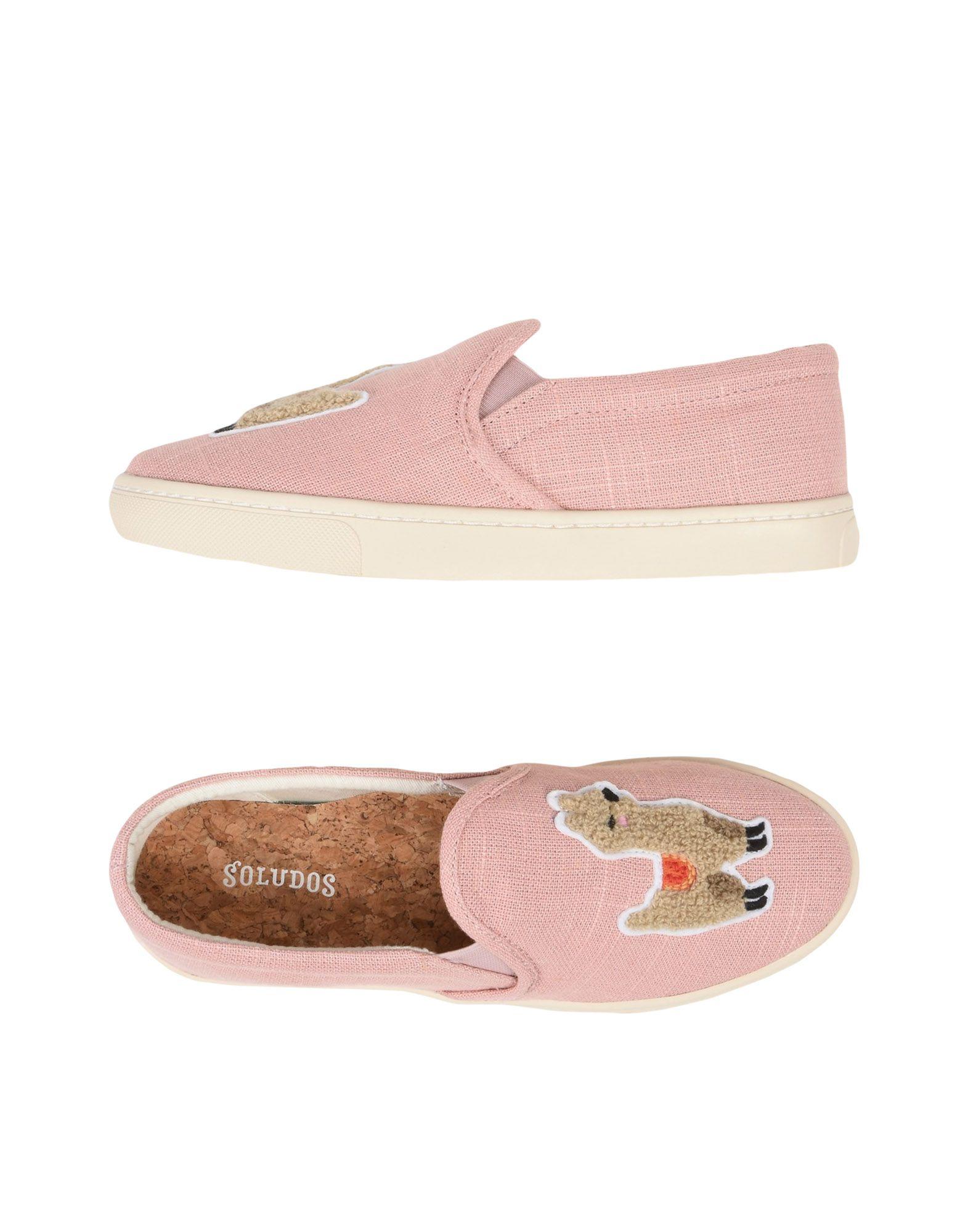 Soludos Llama Slip On Sneaker  11477843VG Gute Qualität beliebte Schuhe