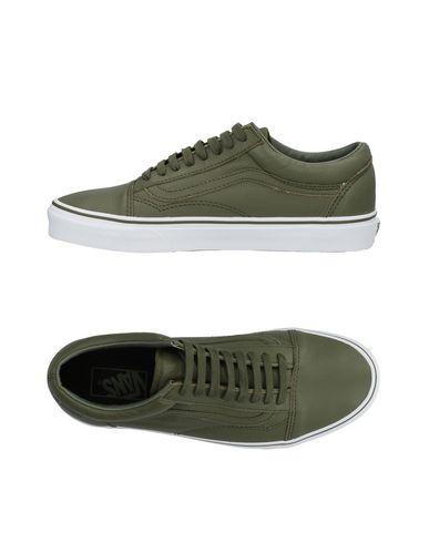 Los últimos zapatos de descuento para hombres y mujeres Zapatillas Vans Hombre - Zapatillas Vans   - 11477932AE Verde militar