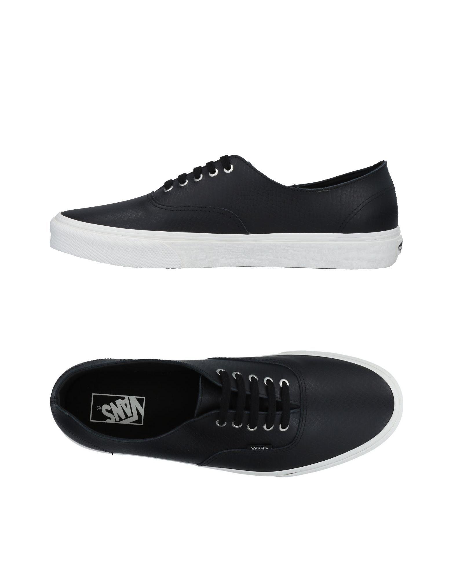 Rabatt echte Schuhe Vans Sneakers Herren  11477937CC