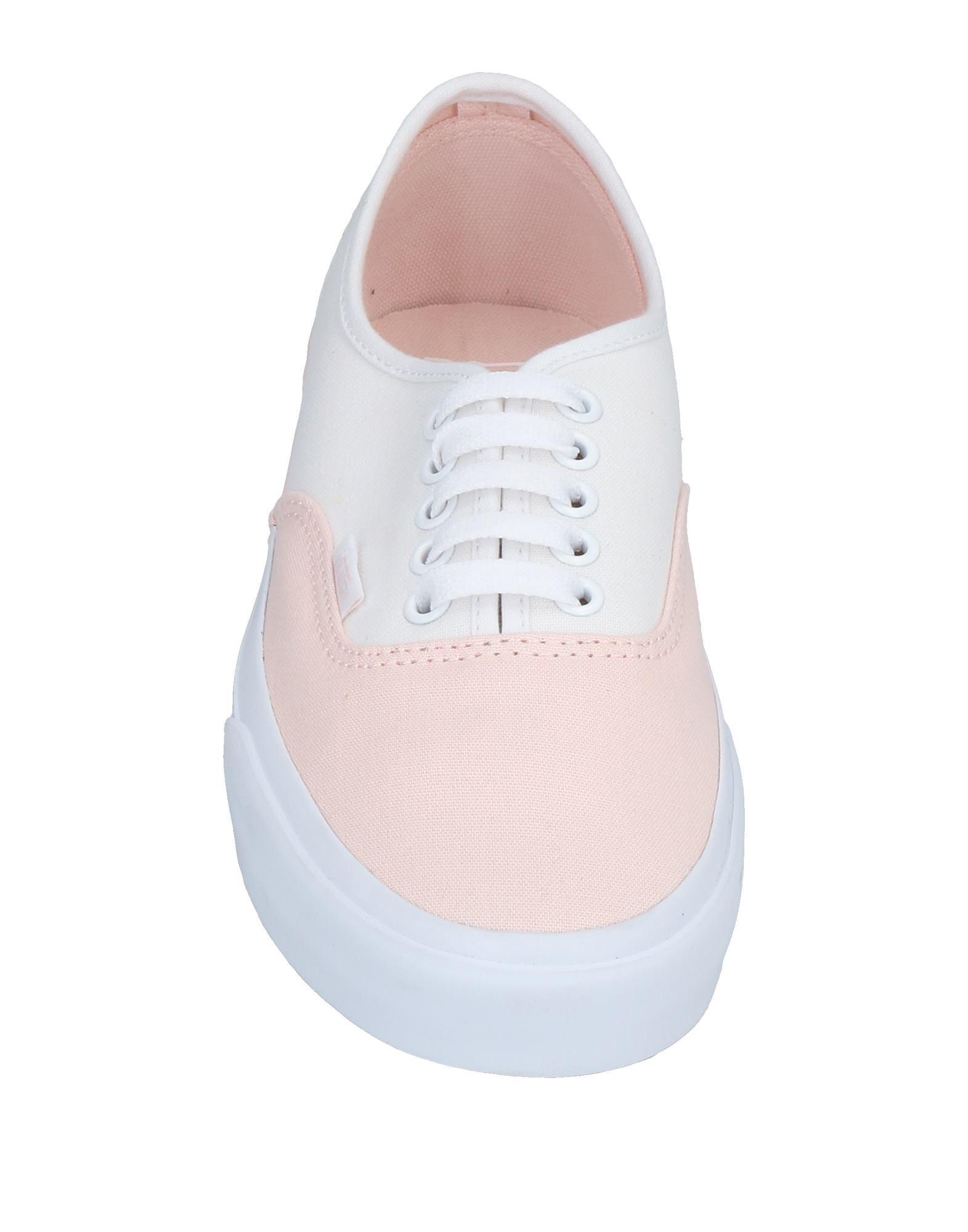 Rose Qs4zh Baskets Chaussures Clair Femme Vans rTrqZ