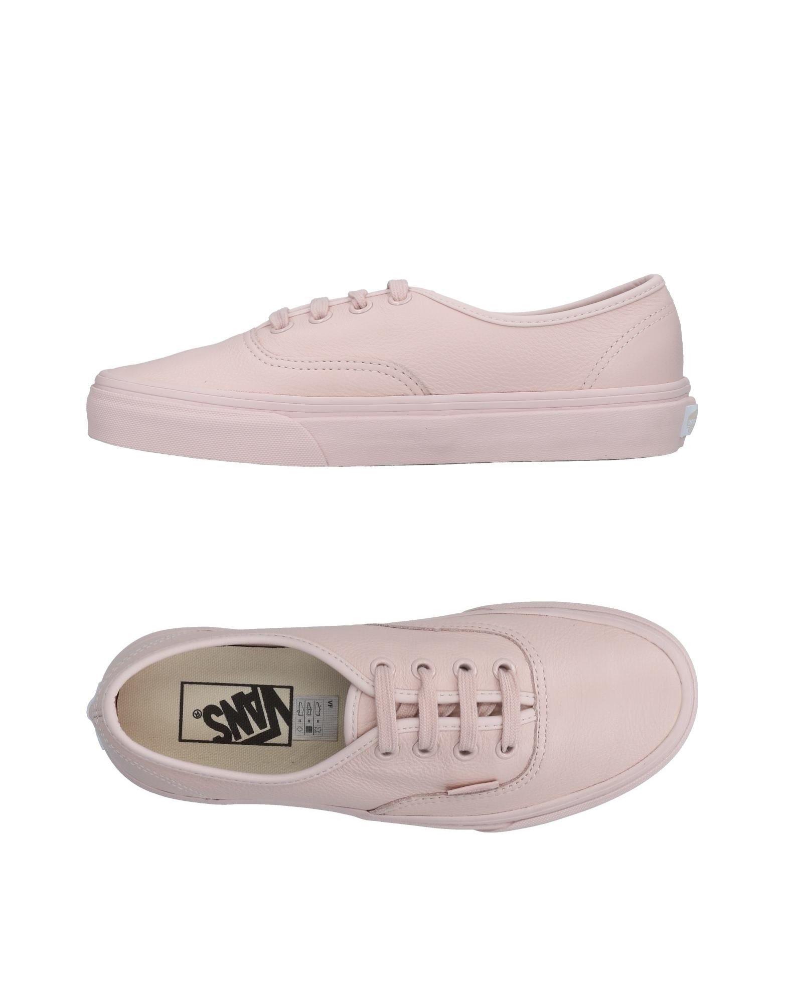 Cómodo y bien parecido  Zapatillas Vans Mujer - Zapatillas Vans  parecido Rosa claro e1ac1d